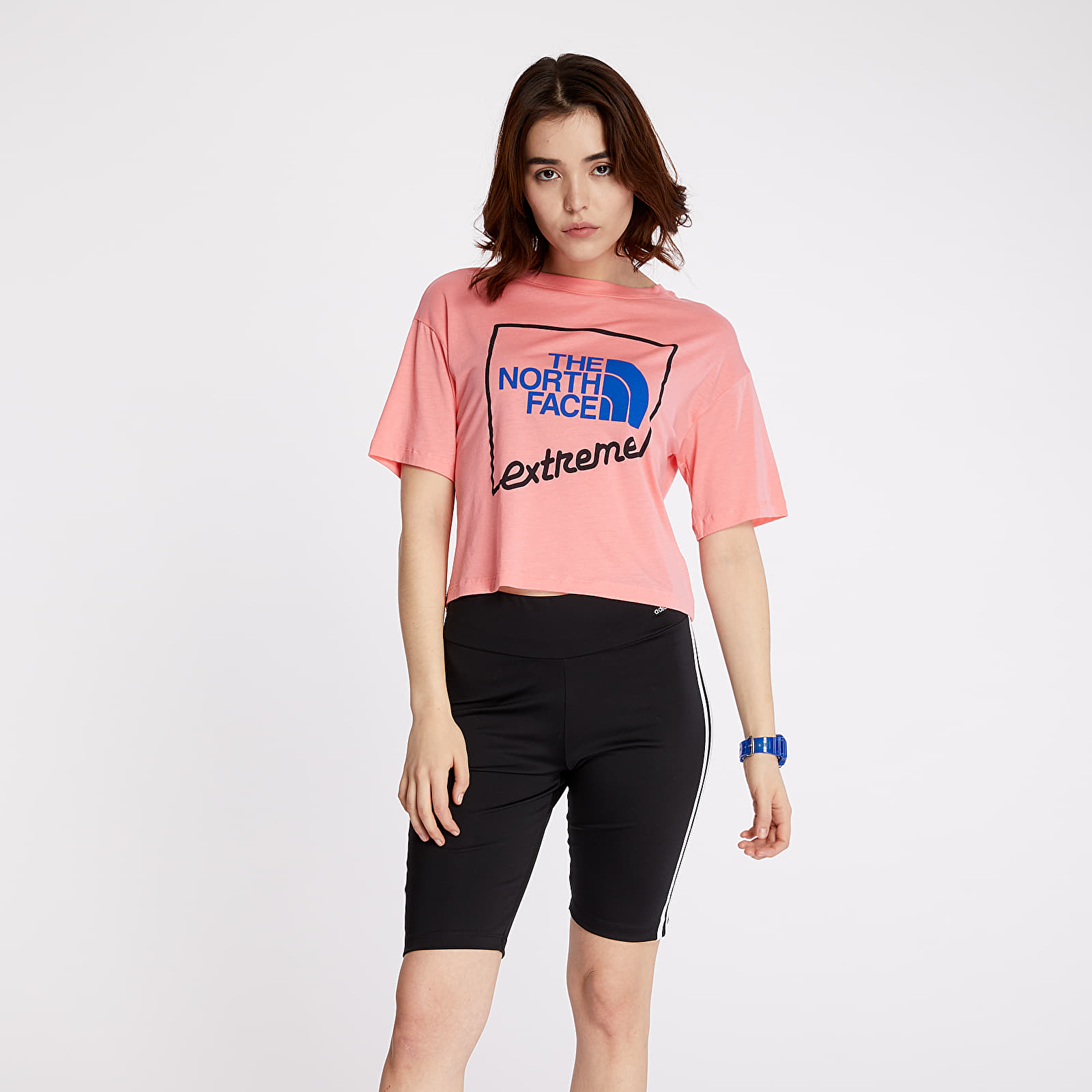 The North Face Extreme Crop Tee