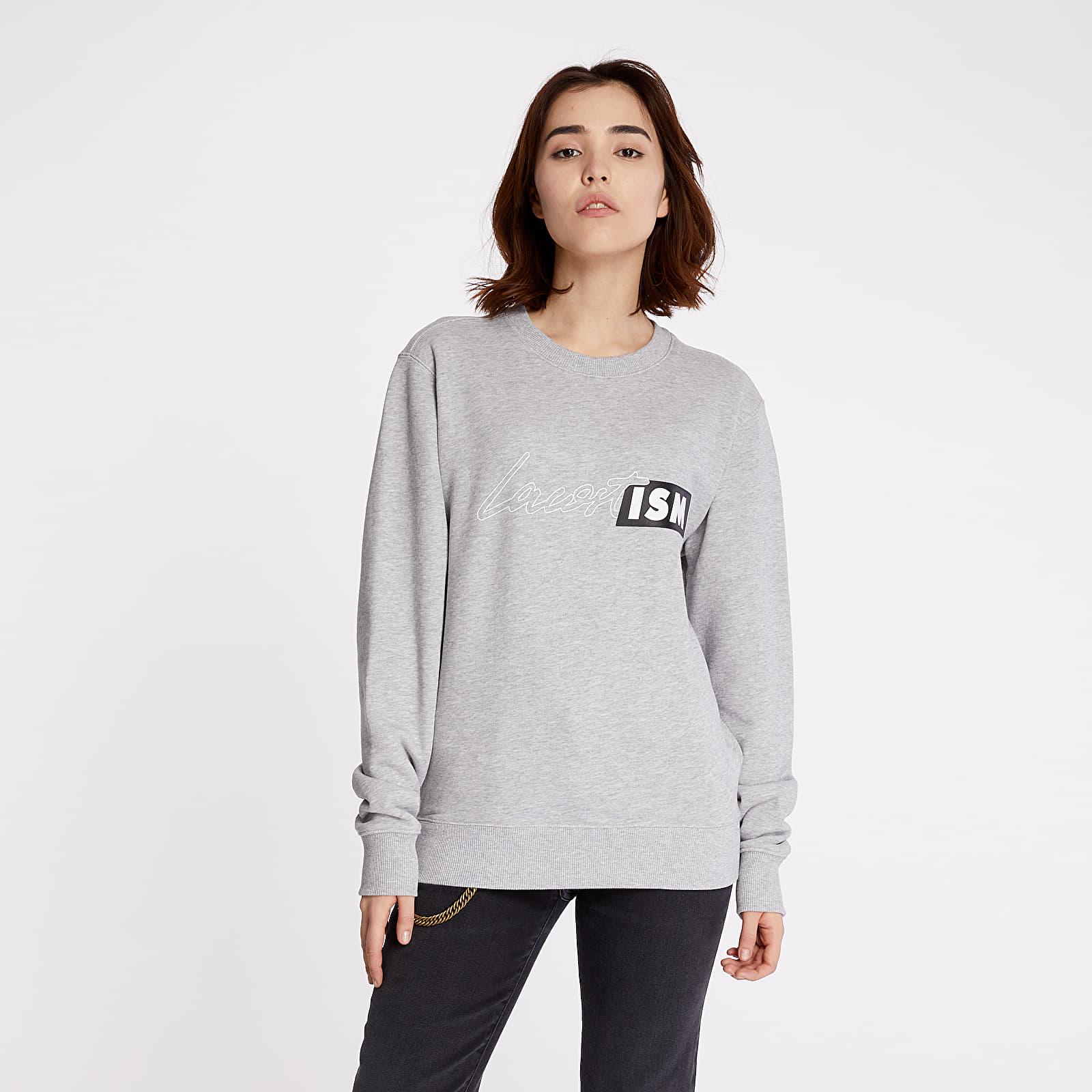 Sweatshirts LACOSTE LIVE Crewneck Grey
