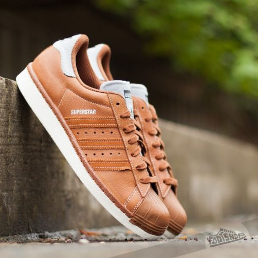 latest discount incredible prices best sale adidas Superstar 80s Varsity Jack Dust Rust/Matte Silver ...