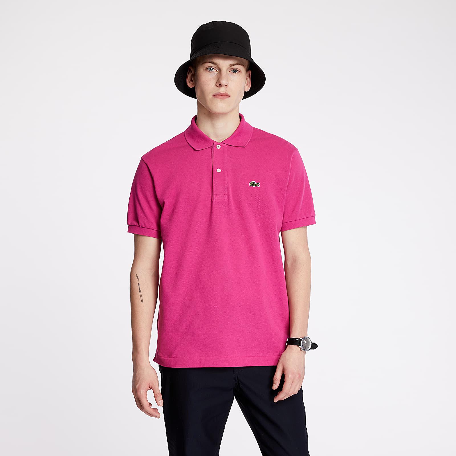 T-shirts LACOSTE Polo Tee Rose Fuchsia