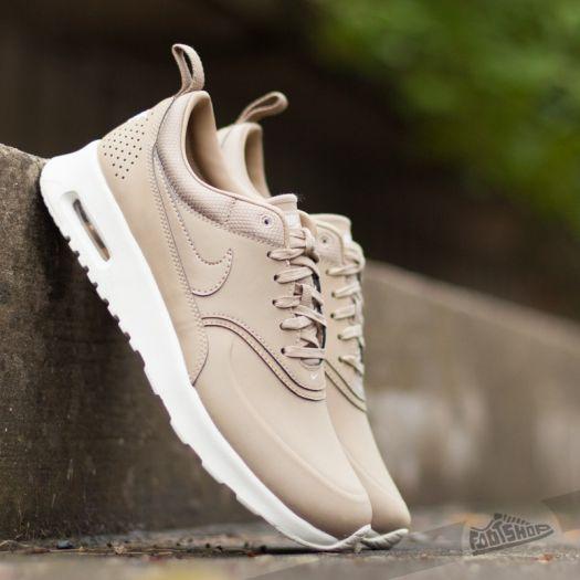 Nike WMNS Air Max Thea Premium Desert CamoDesert Camo String Sl | Footshop