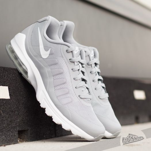 grand choix de 032a2 81c12 Nike Air Max Invigor Wolf Grey/ White | Footshop