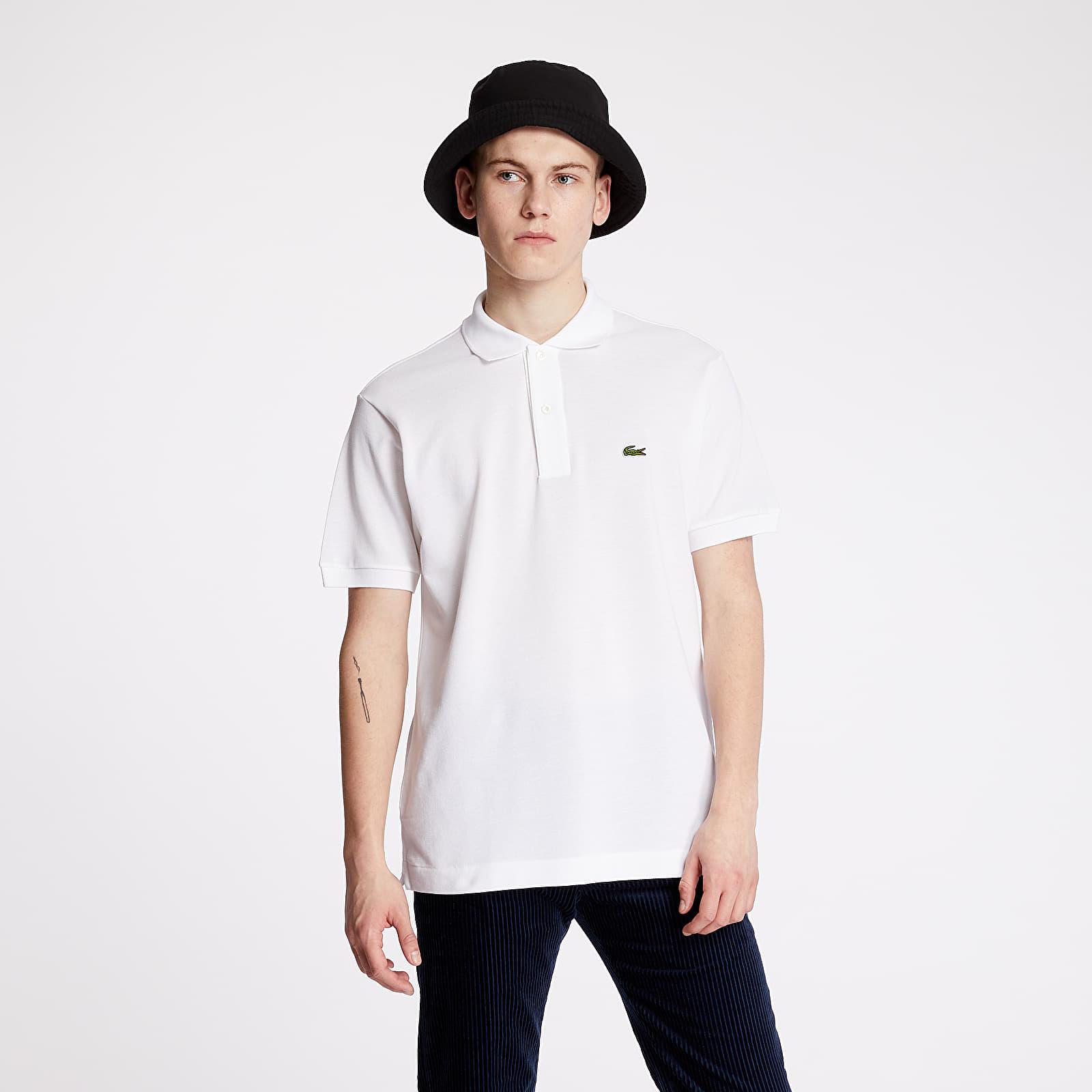 T-shirts LACOSTE Polo Tee White