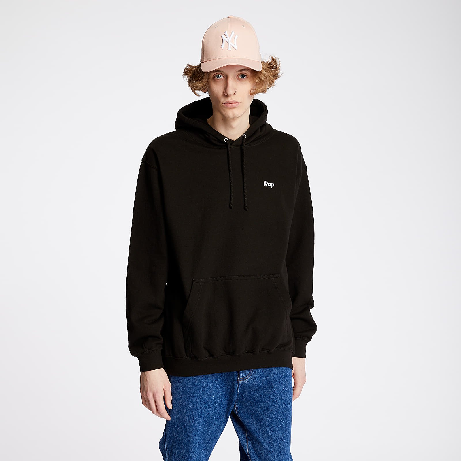Sweatshirts RAP Hoodie Black