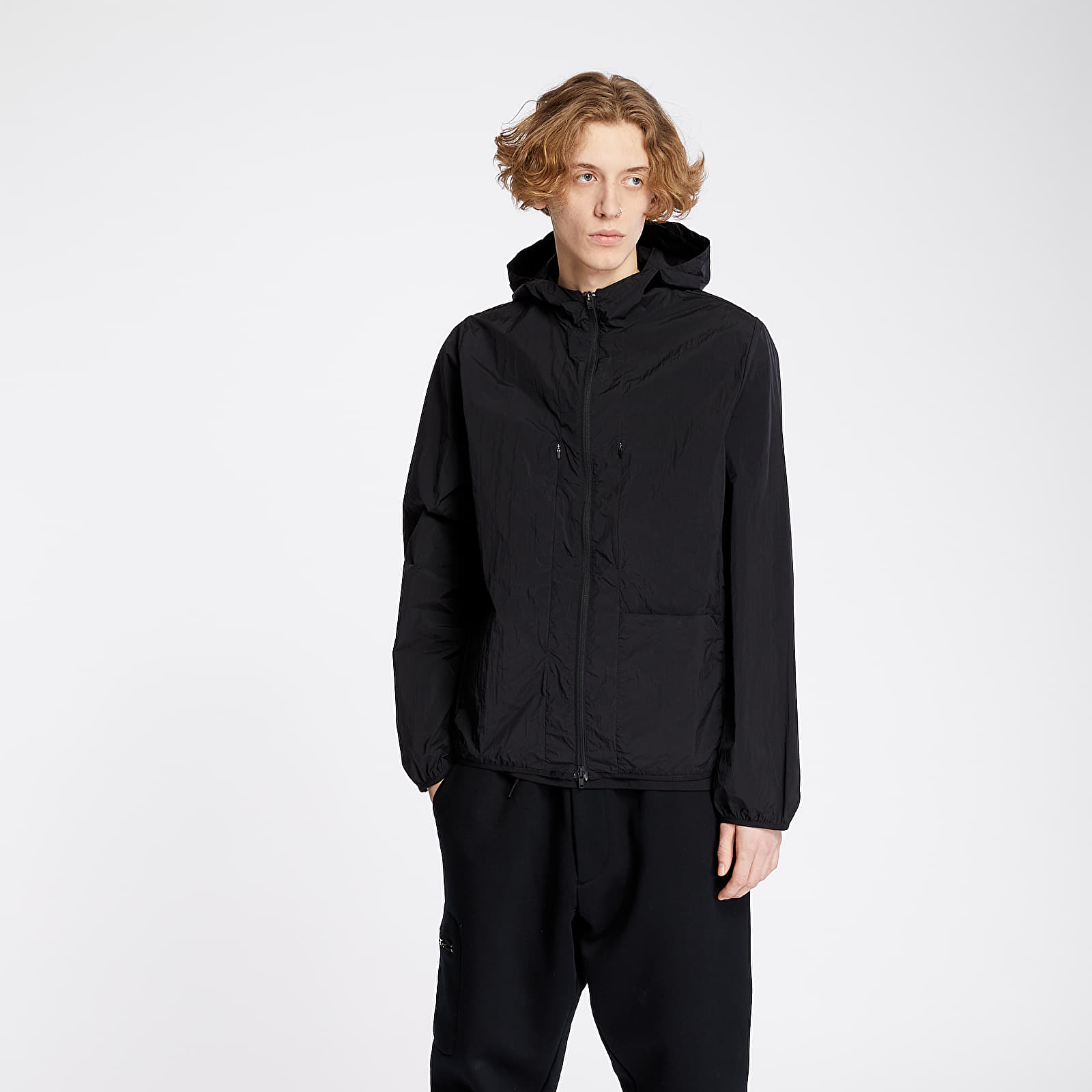 Parka Coats Y-3 Travel Parka Jacket Black
