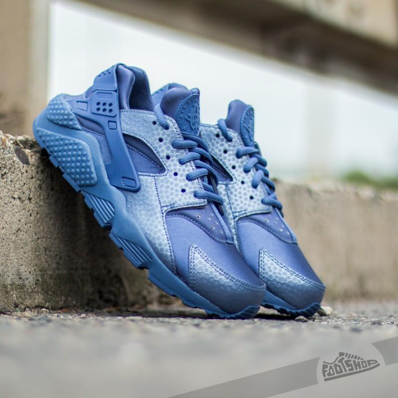 coupon code release date: size 40 Nike Wmns Air Huarache Run Premium Blue Legend/ Blue ...