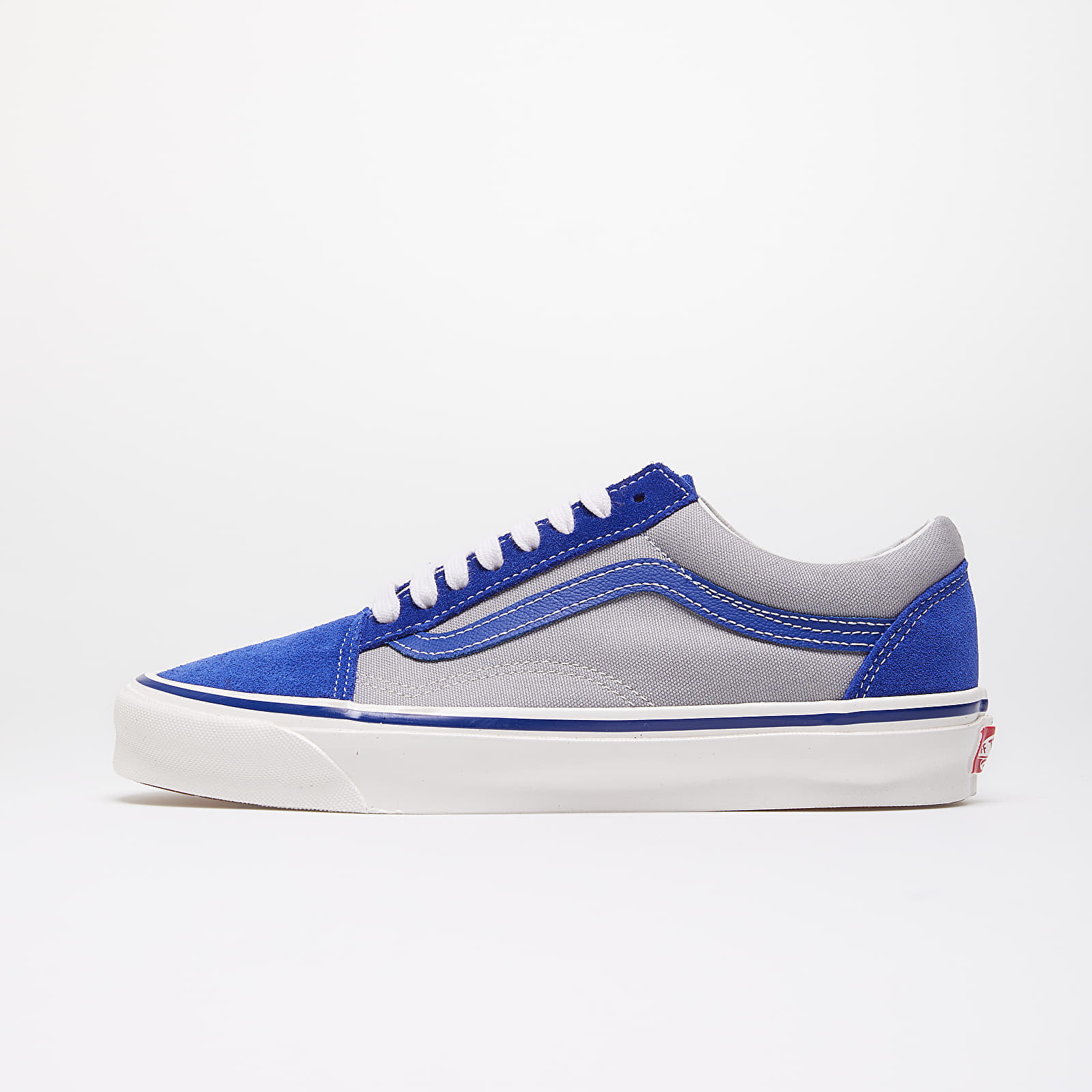 Men's shoes Vans OG Old Skool LX (OG) Sodalite Blue/ Drizzle