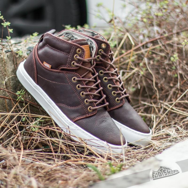 Vans Alomar Duck Hunt Brown  White  a673ade91