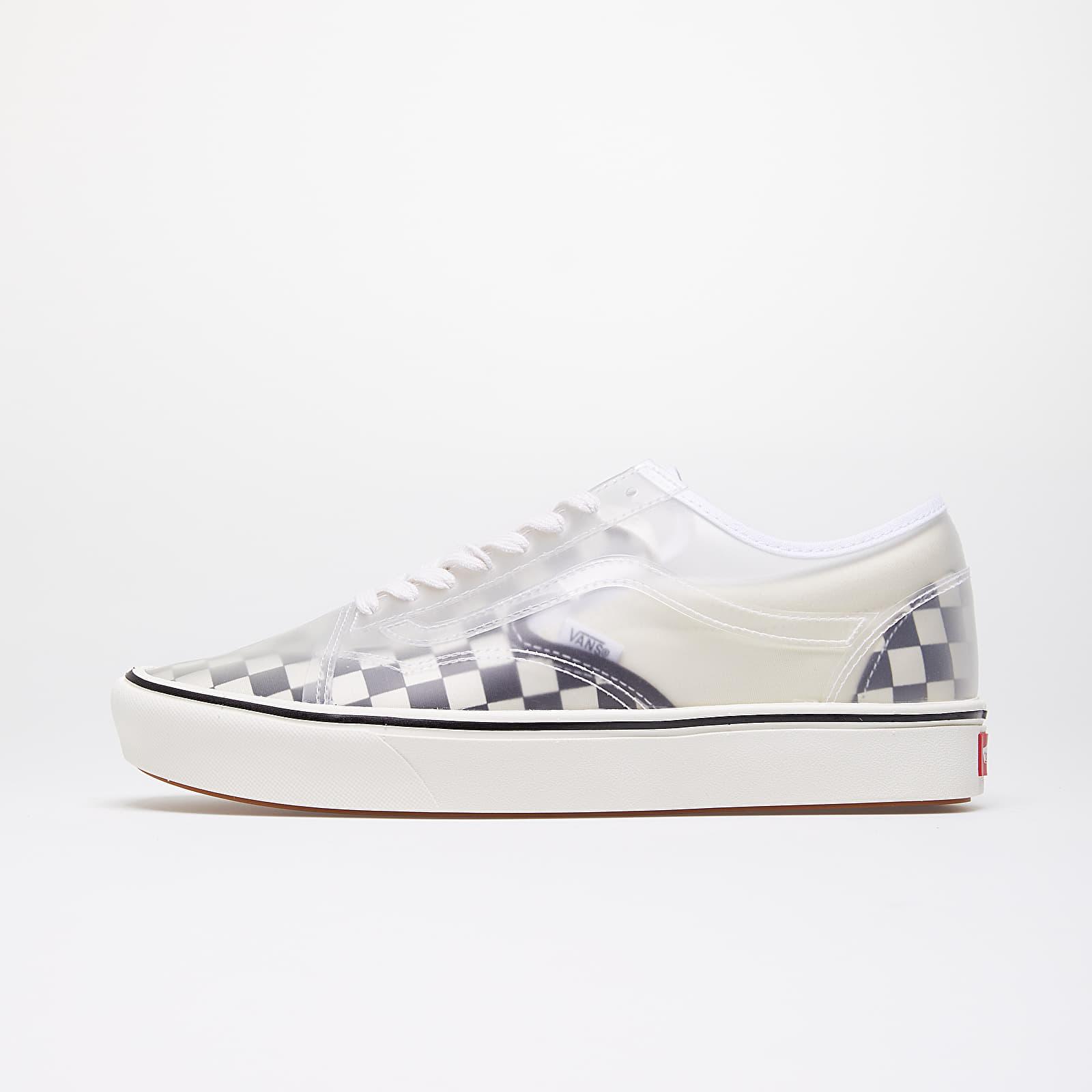 Vans ComfyCush Slip-Skool (Checkerboard)