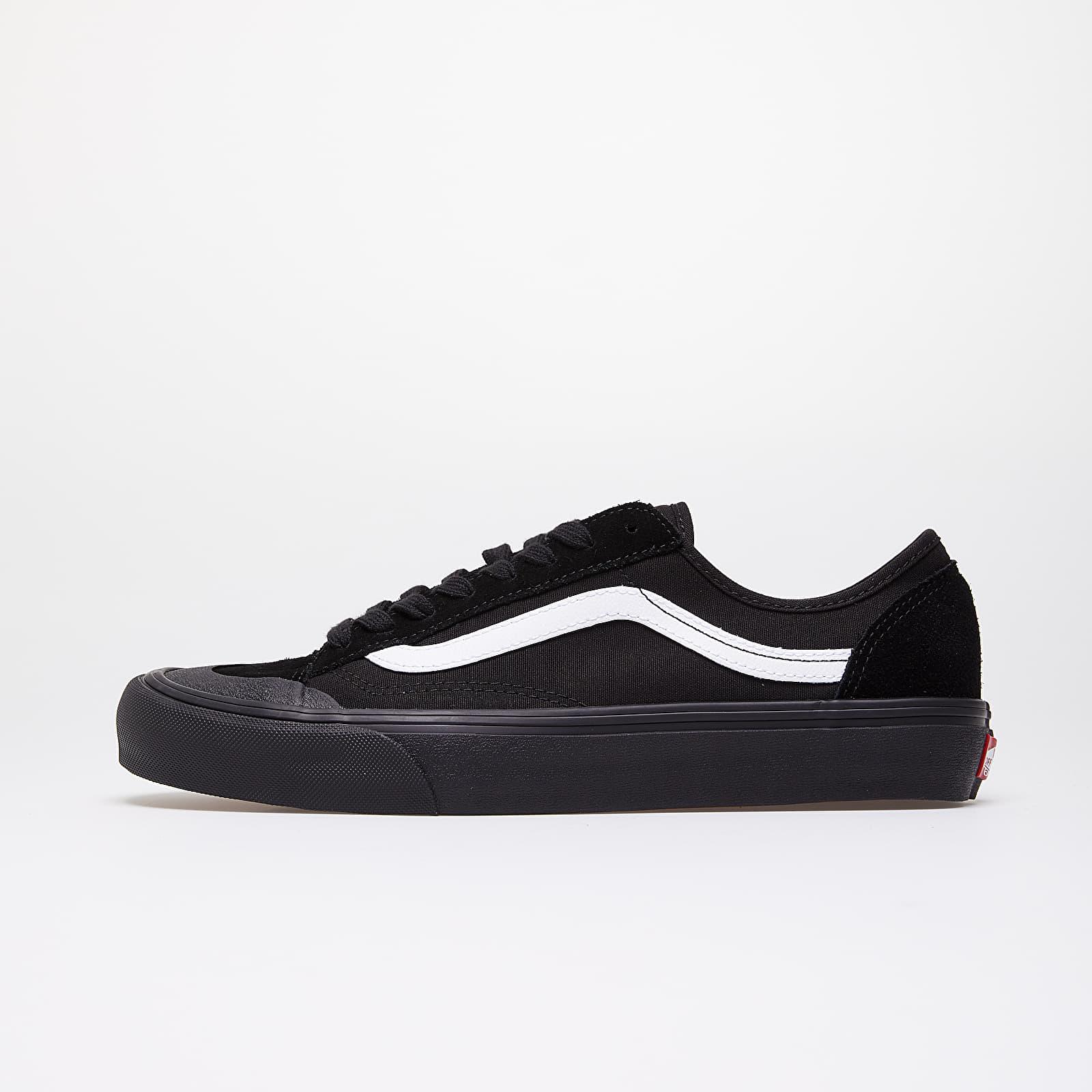 Pánské tenisky a boty Vans Style 36 Decon Sf Black/ Black/ White