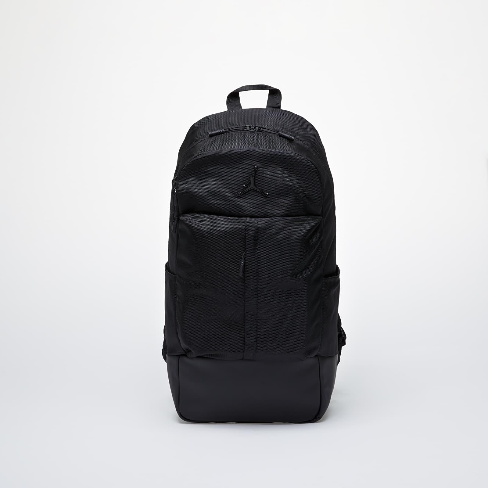 Batohy Jordan Air Fluid Backpack Black