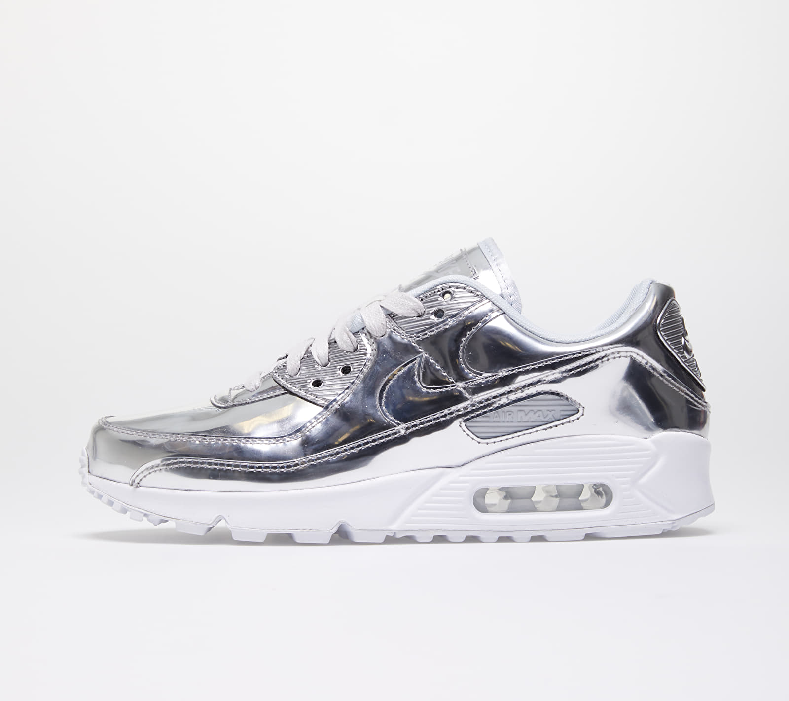 Nike W Air Max 90 SP Chrome/ Chrome-Pure Platinum-White 1