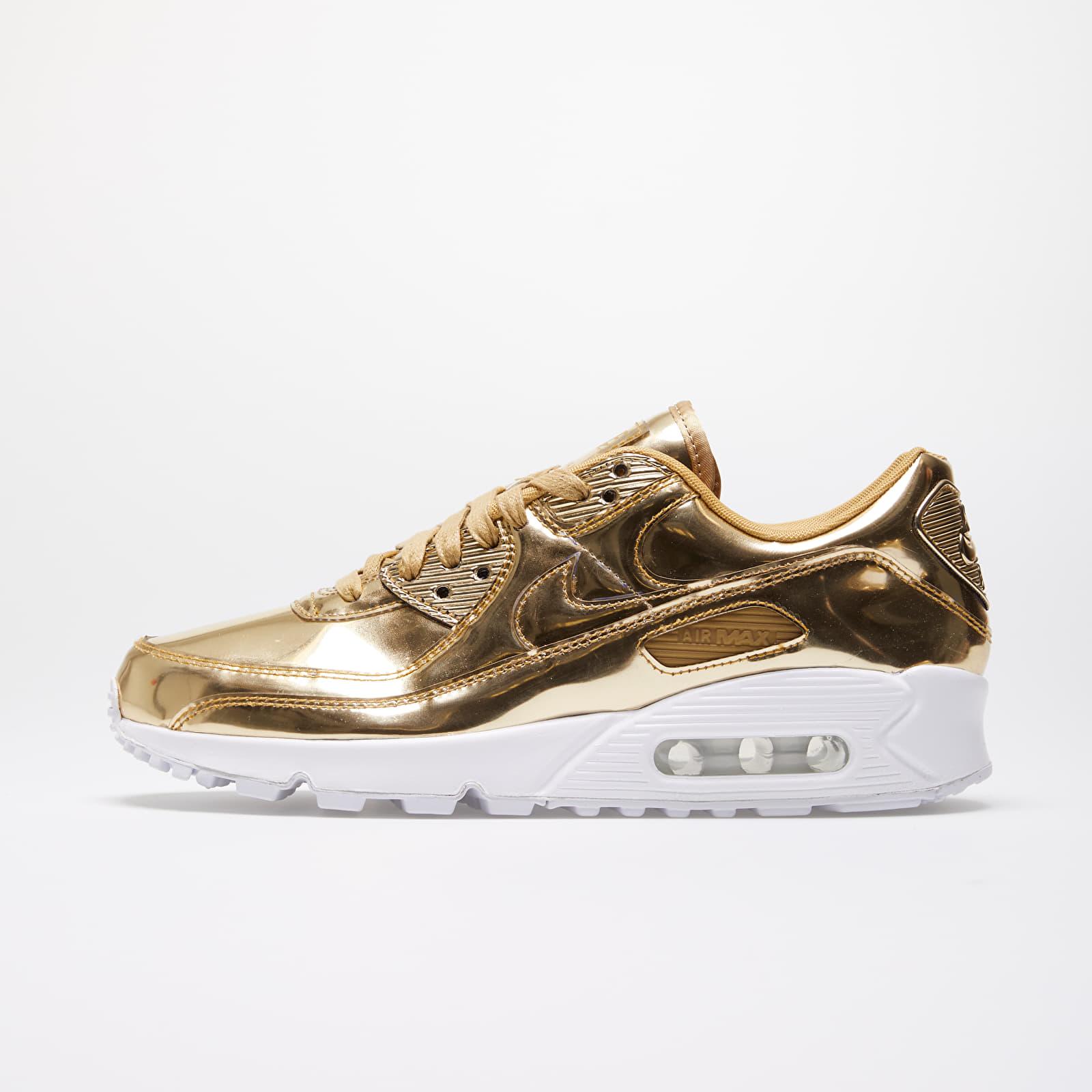 Scarpe e sneaker da donna Nike W Air Max 90 SP Metallic Gold ...