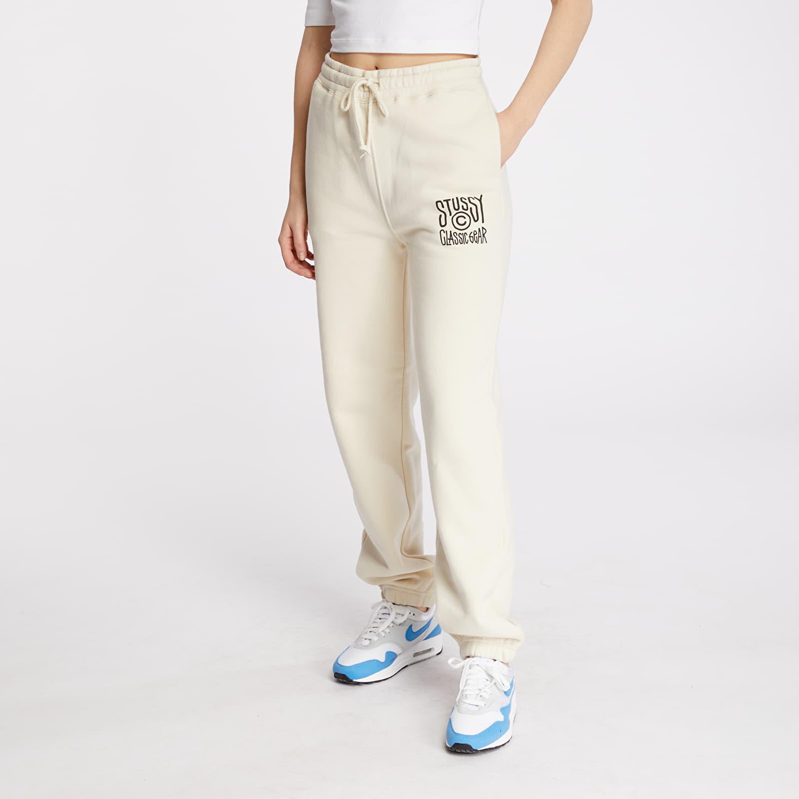 Clothing Stüssy Classic Gear Sweatpants Cement