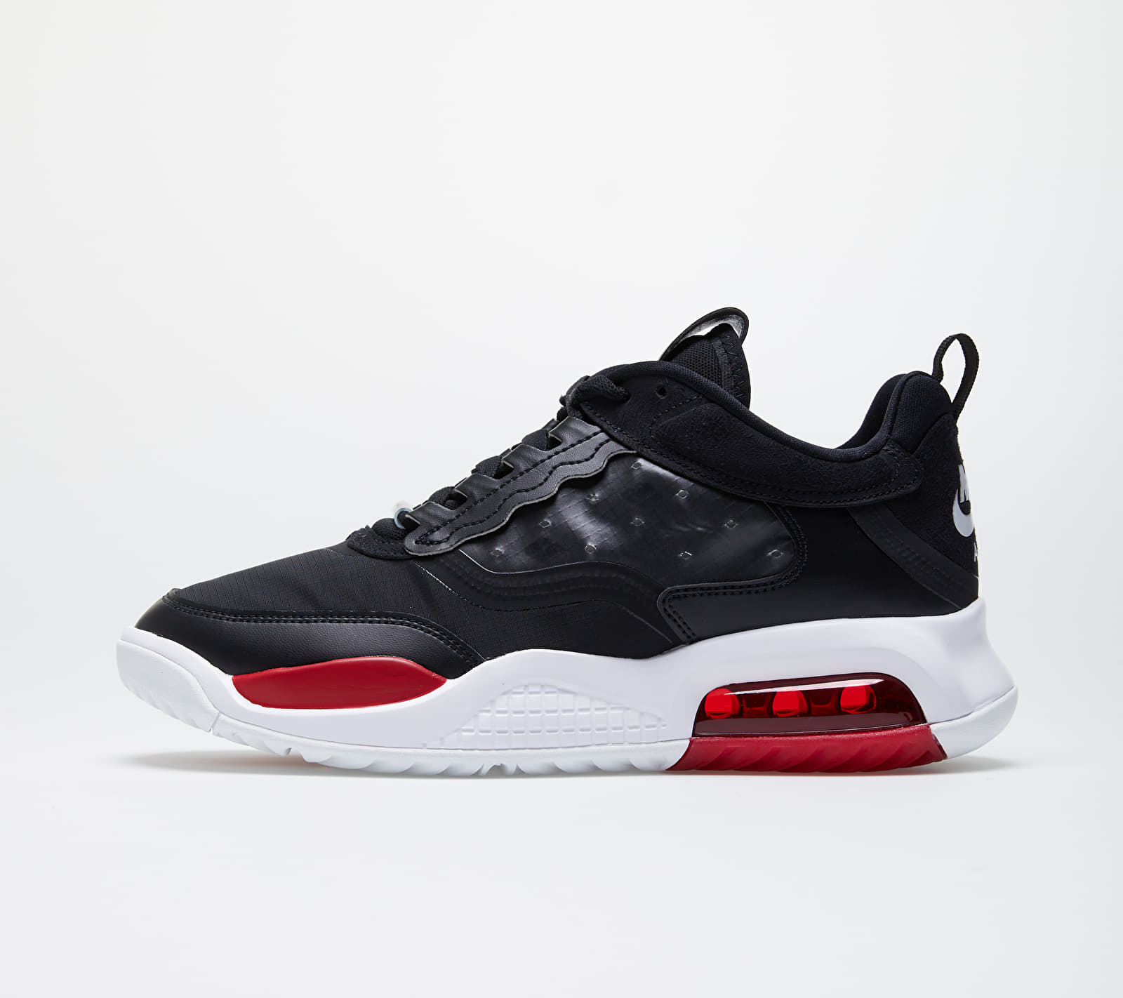 Jordan Max 200 Black/ Gym Red-White EUR 46
