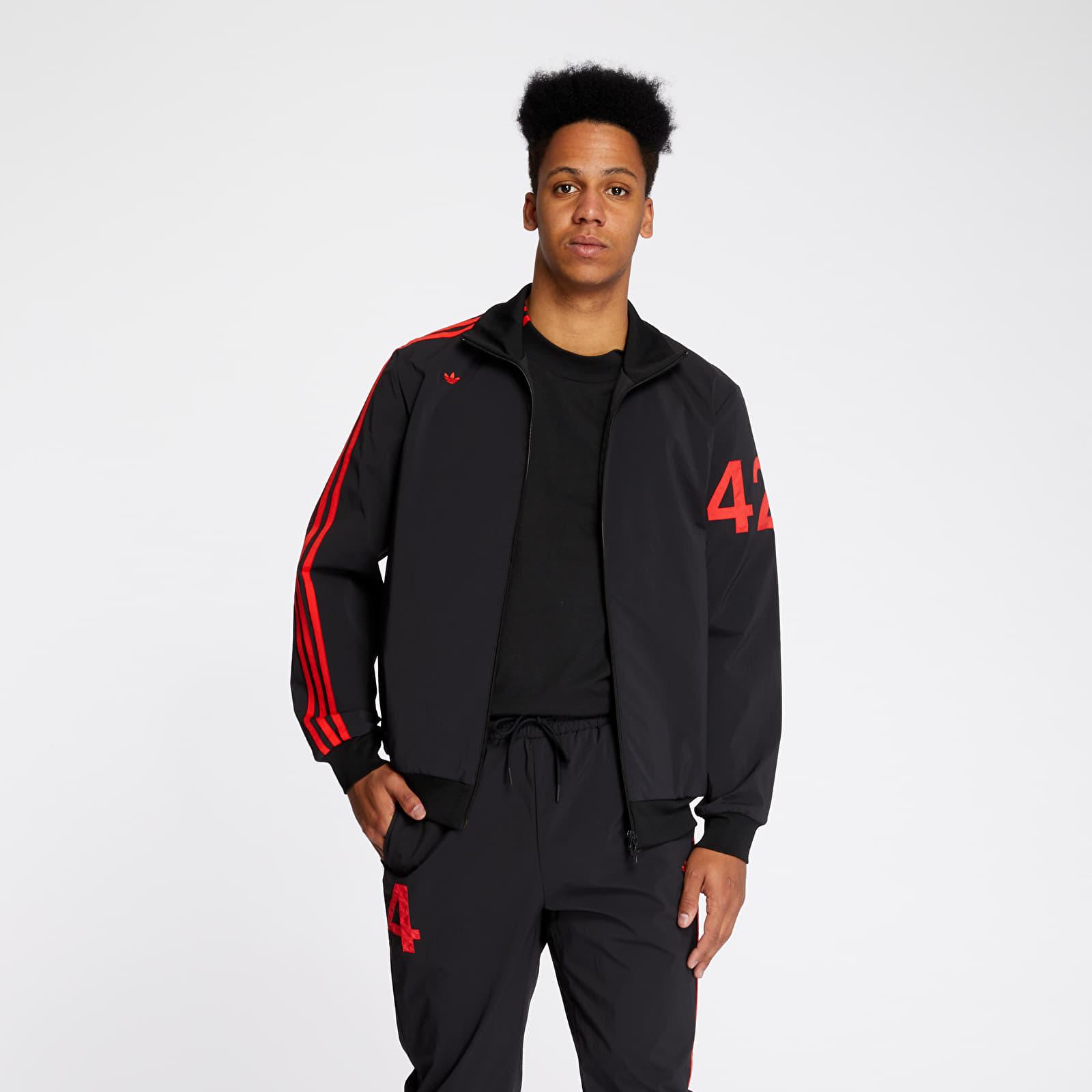 Sweatshirts adidas x 424 Track Top Black