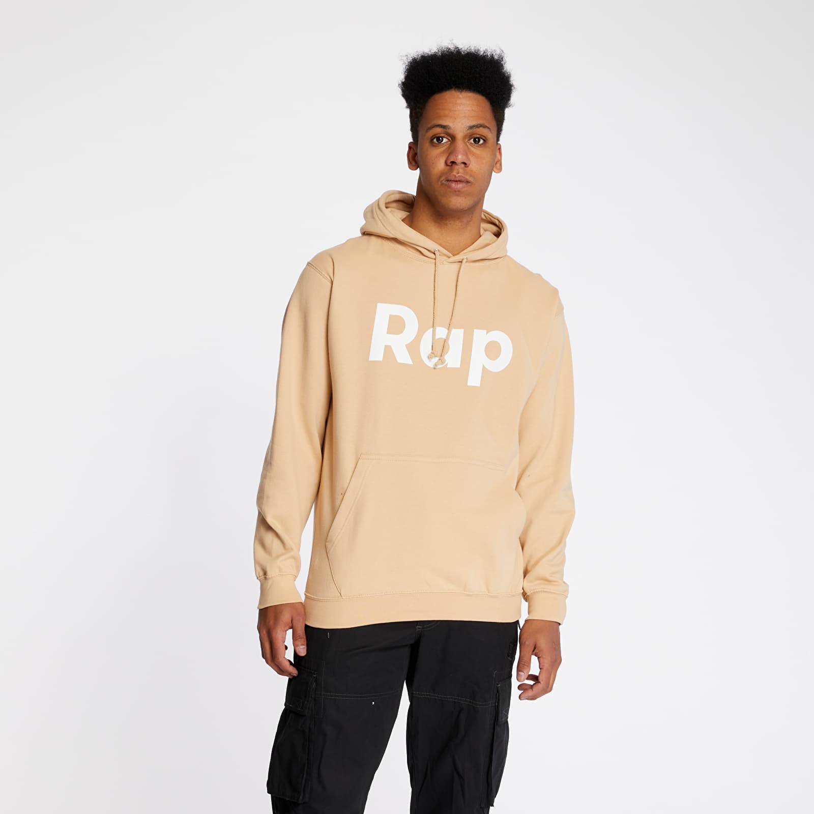 Sweatshirts RAP Hoodie Nude