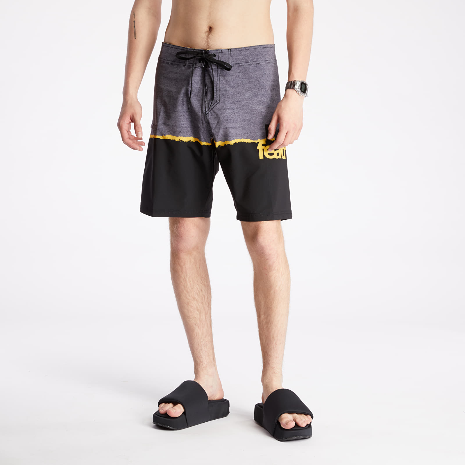 Swimsuit Horsefeathers Stan Boardshorts Black