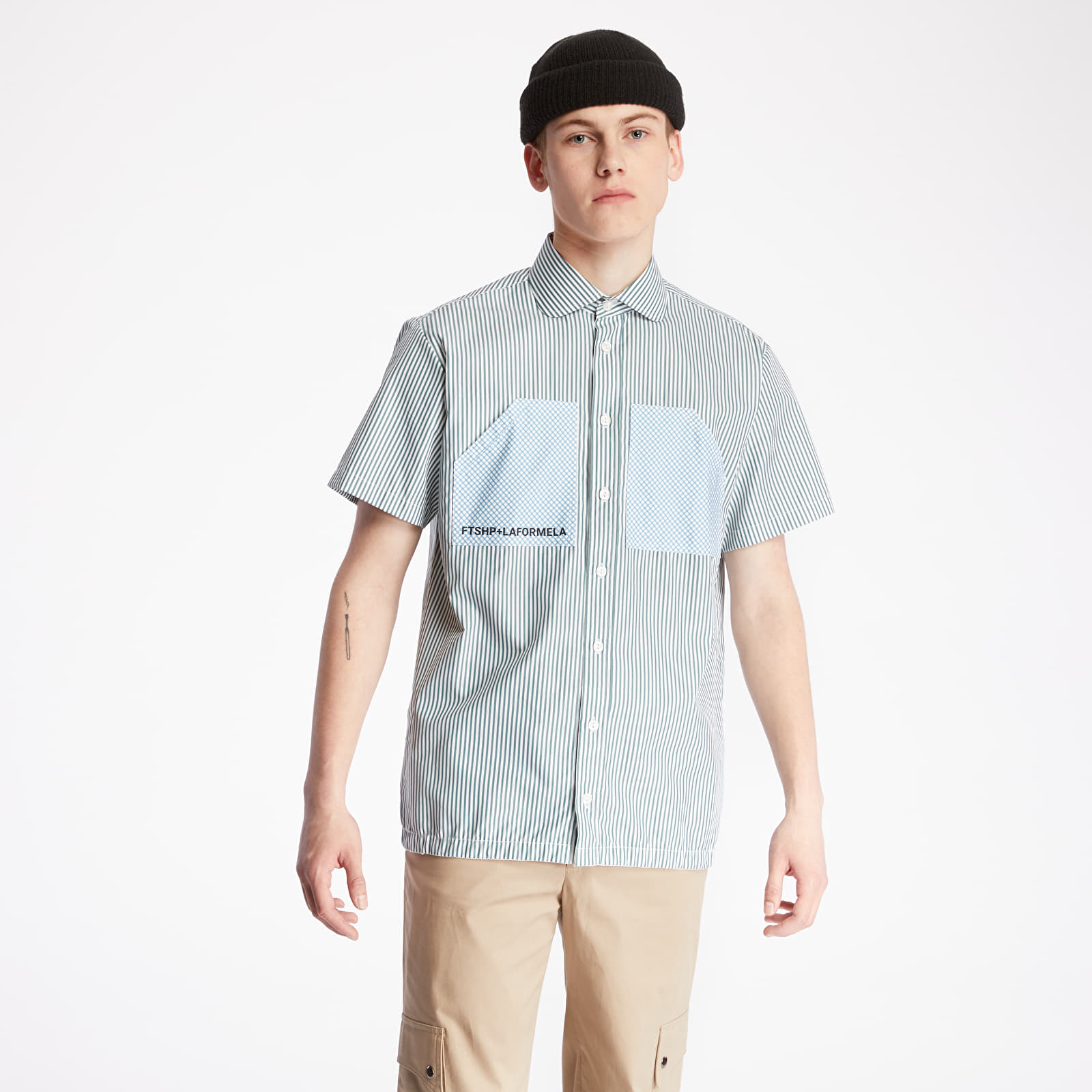 "FTSHP + LAFORMELA ""No Season"" Shortsleeve Shirt"