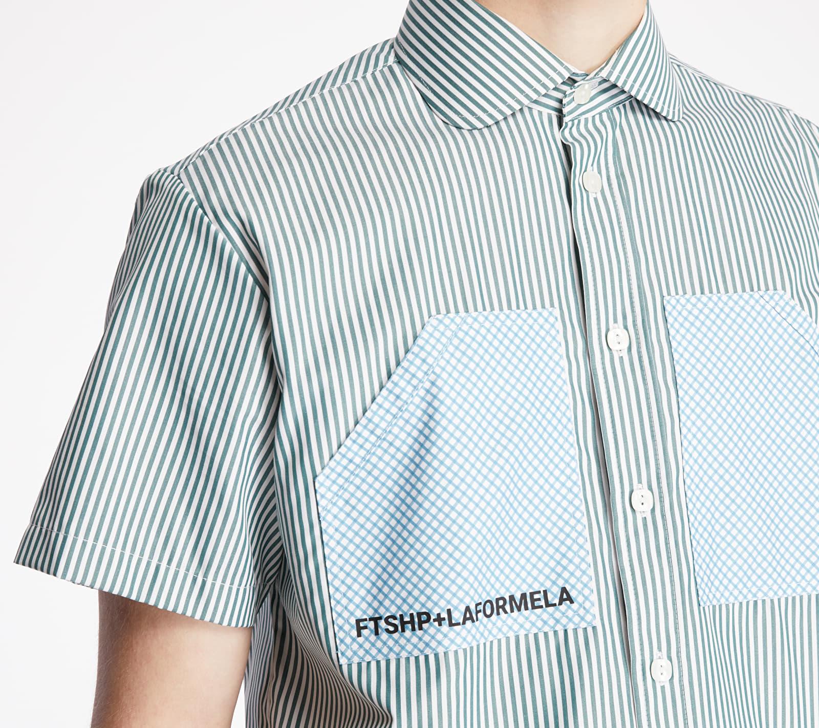 "FTSHP + LAFORMELA ""No Season"" Shortsleeve Shirt Green"