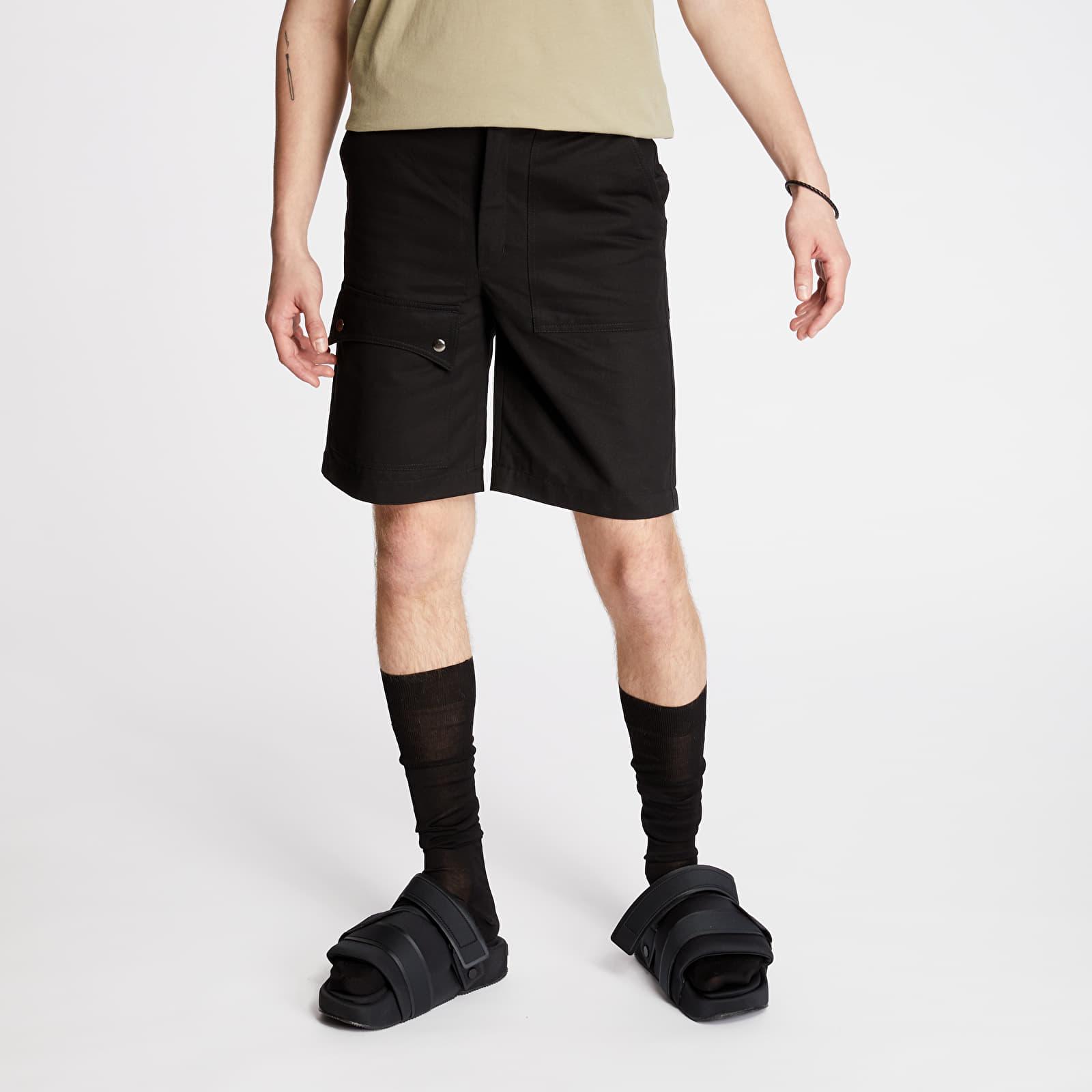 "Shorts FTSHP + LAFORMELA ""No Season"" Twill Shorts Black"