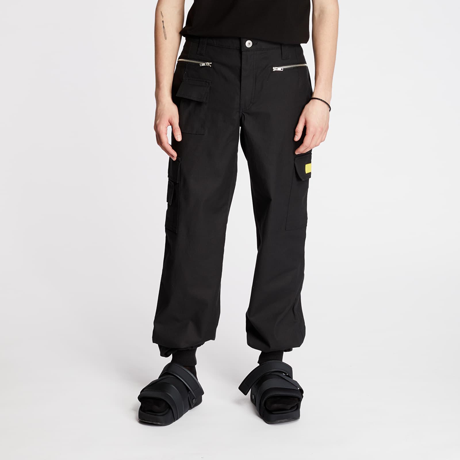 Pants and jeans Footshop x LAFORMELA Pants Black