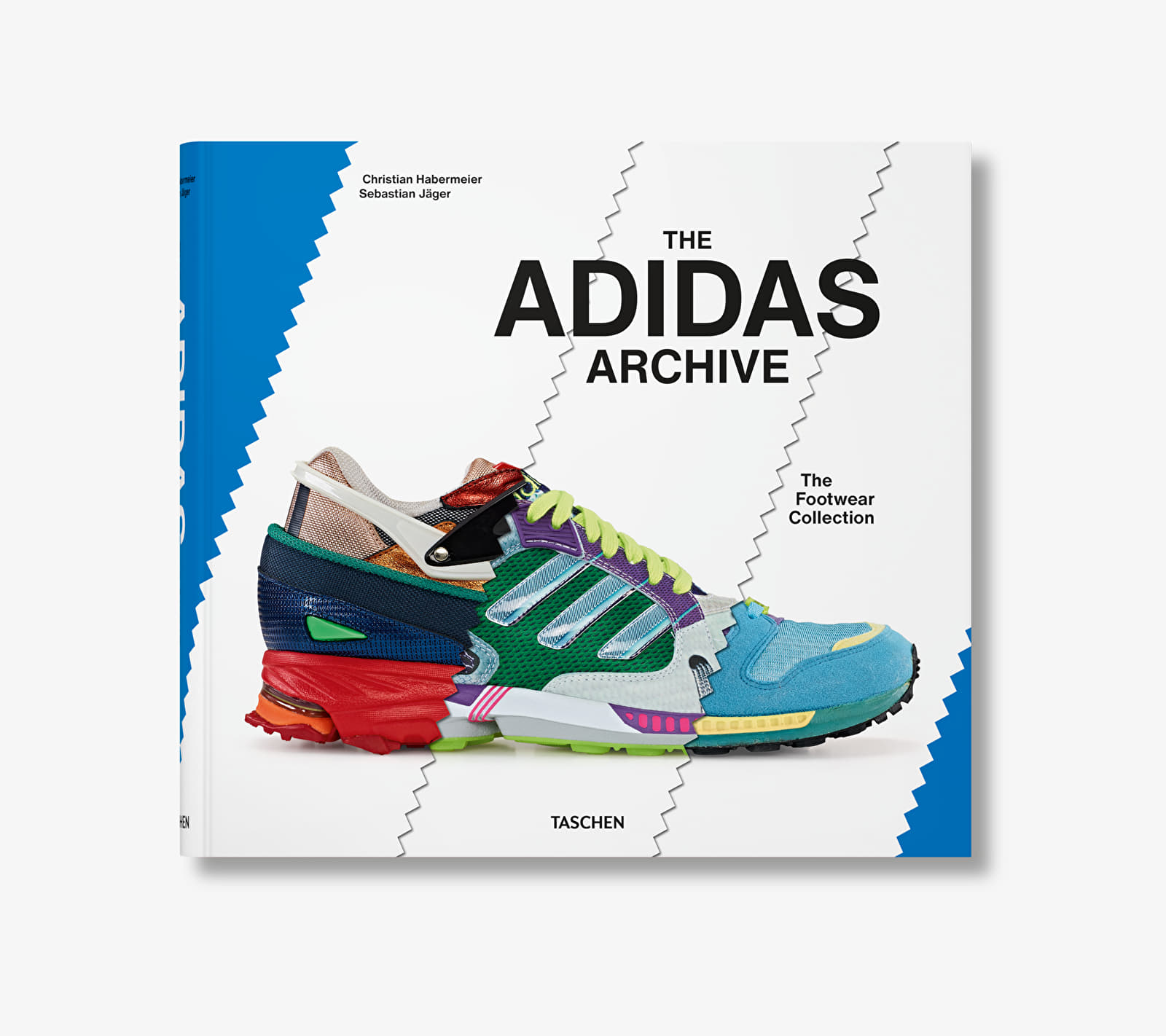 The adidas Archive The Footwear Collection Book univerzálna
