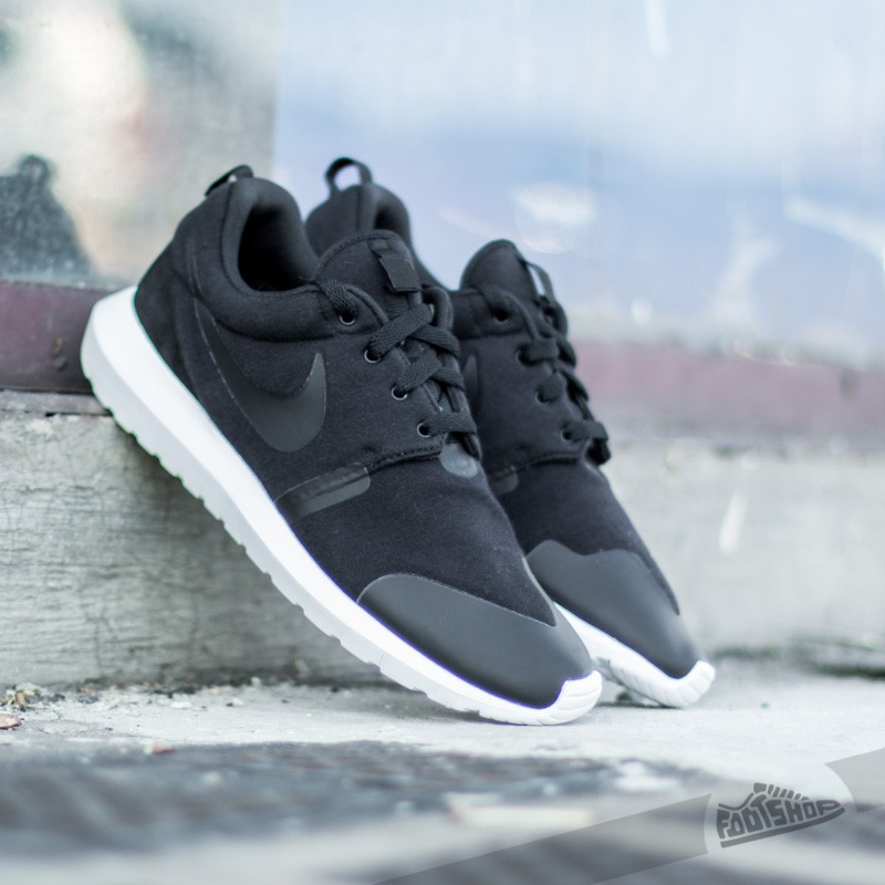 on sale 8882d efada Nike Roshe NM Tech Pack Black  Black