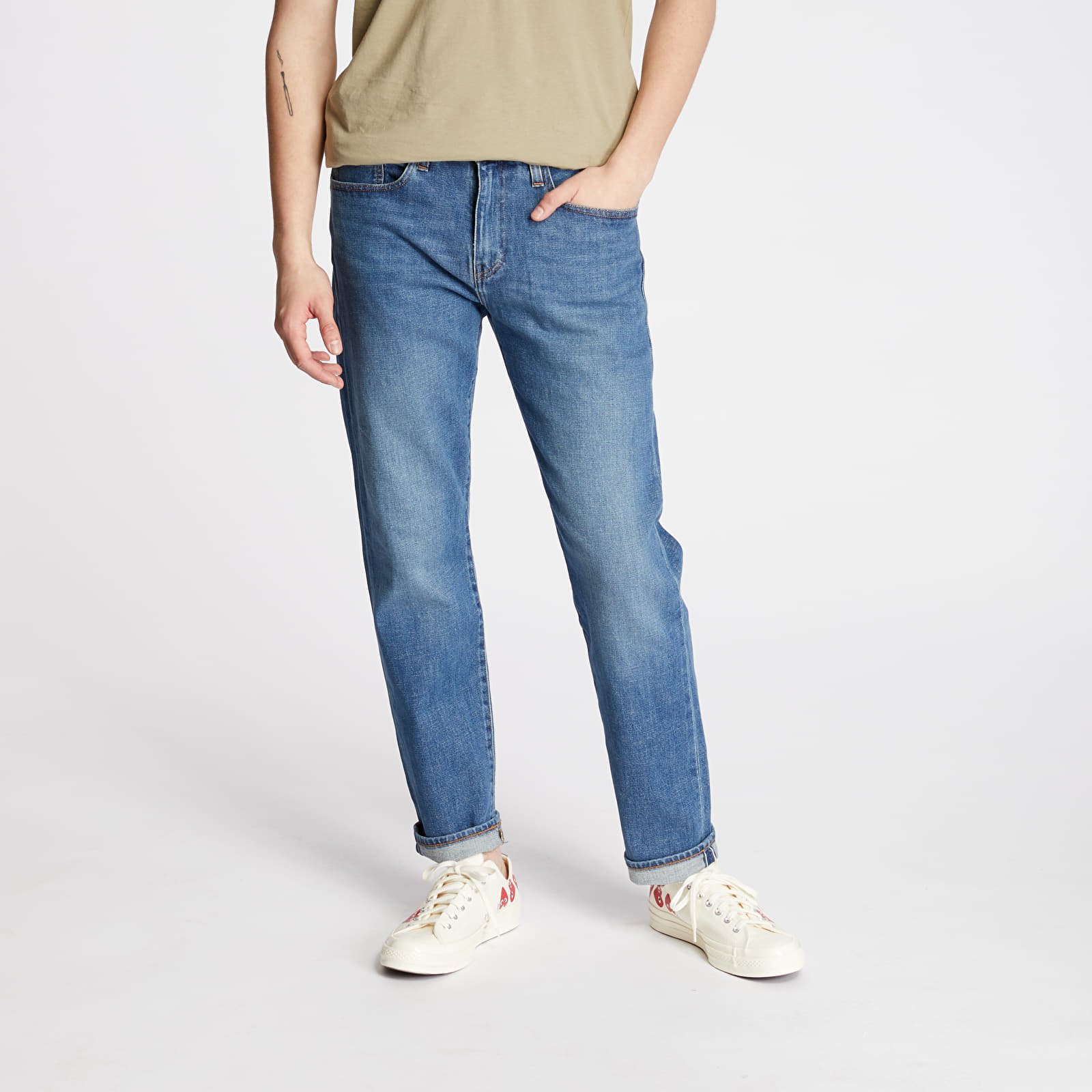 Pants and jeans Levi's® Made & Crafted 502 Jeans Blue