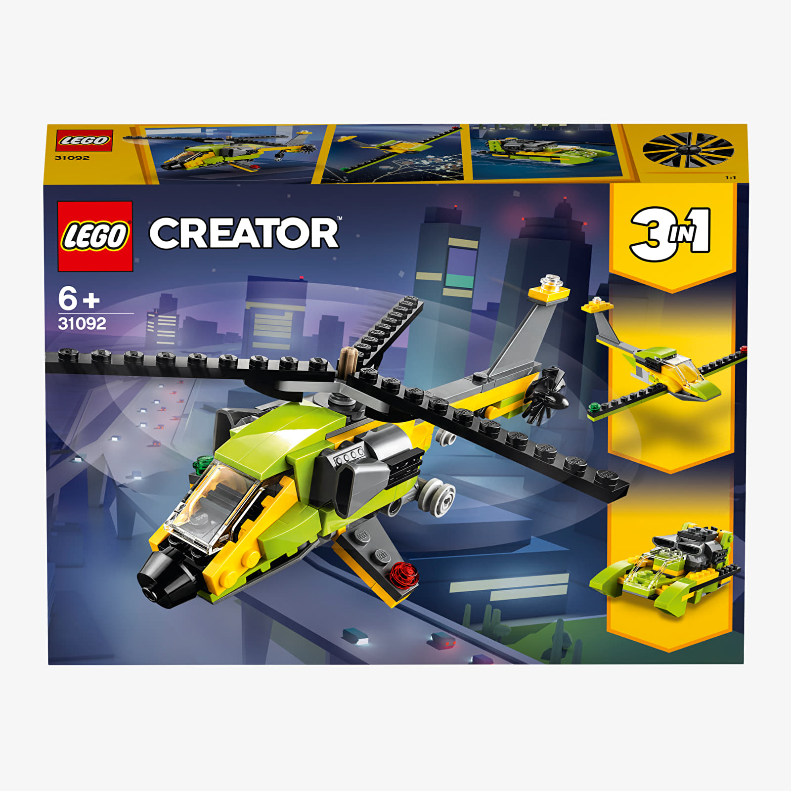 LEGO Helicopter Adventure