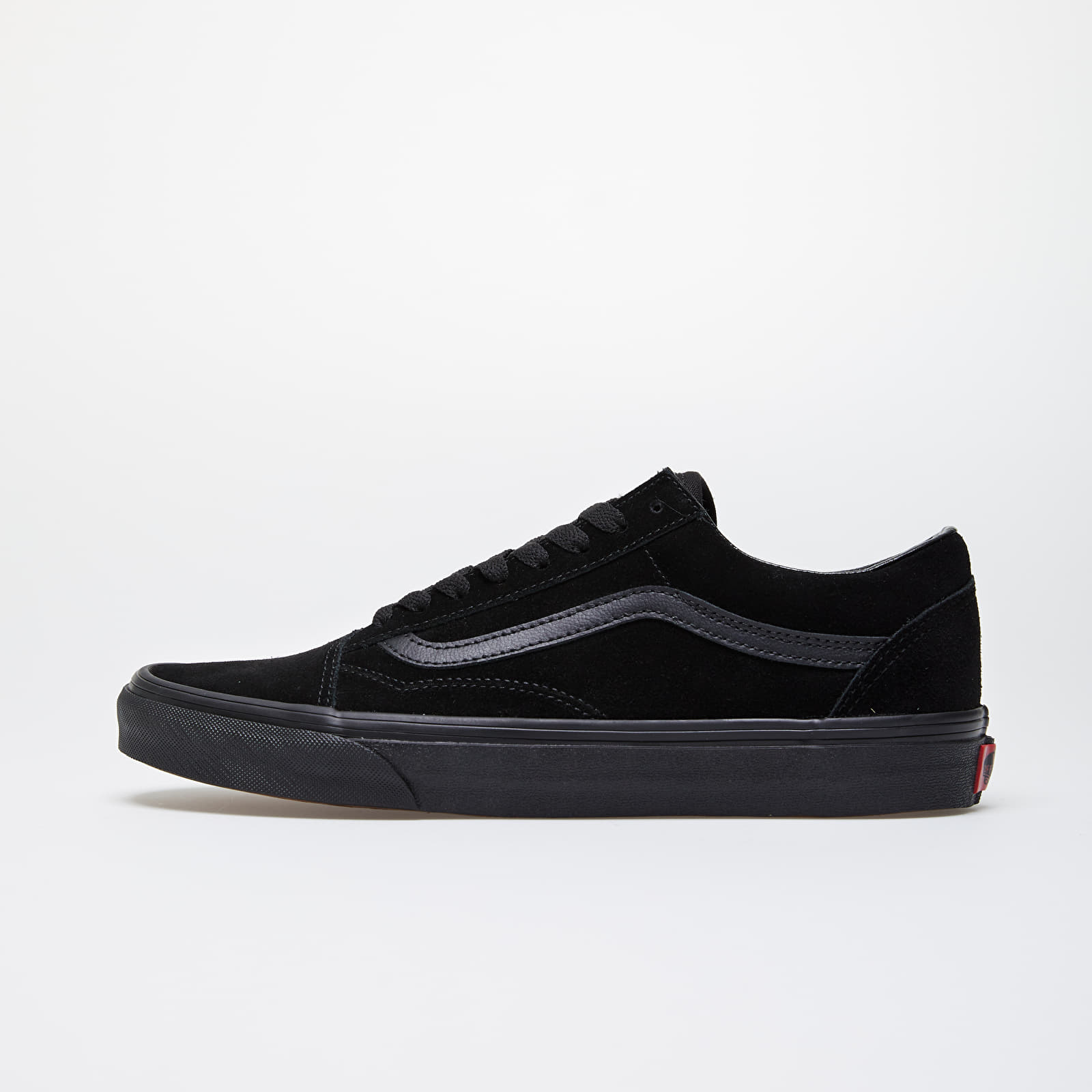 Ανδρικά παπούτσια Vans Old Skool (Suede) Black/ Black/ Black