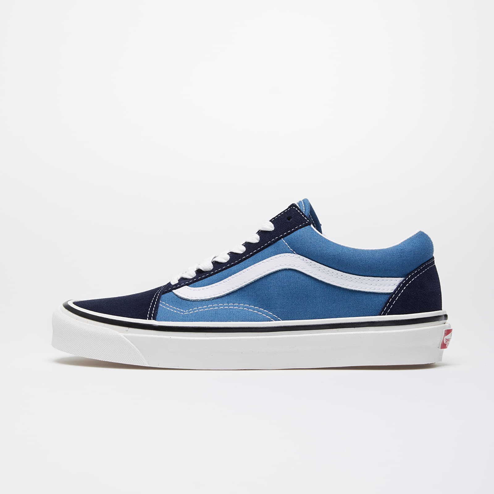 Chaussures et baskets homme Vans Old Skool 36 Dx Dark Blues/ Og