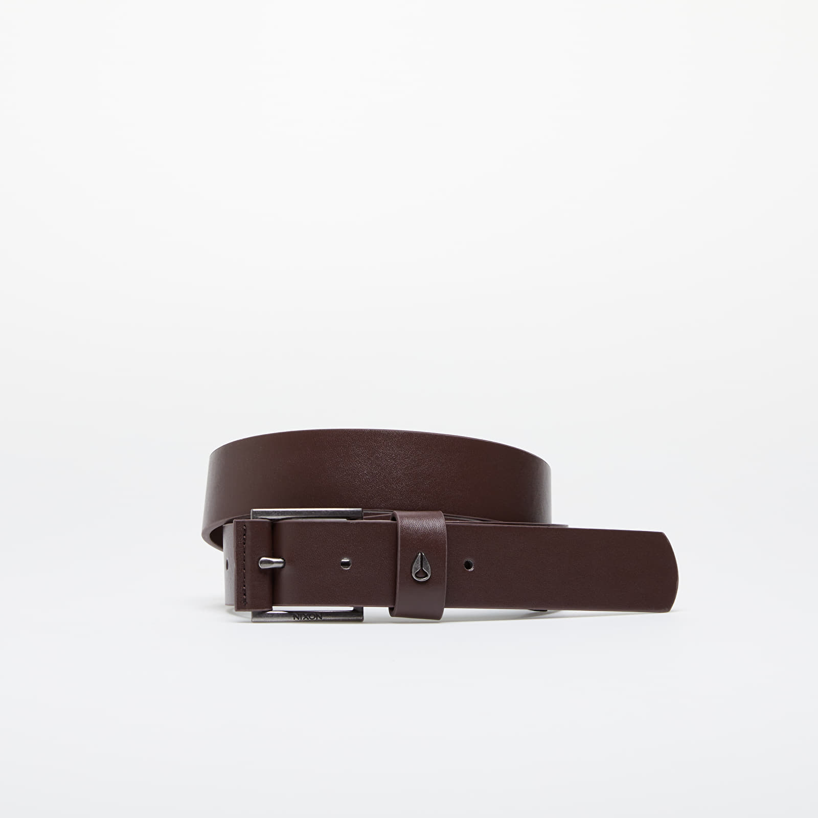 Opasky Nixon Americana Vegan Belt Brown