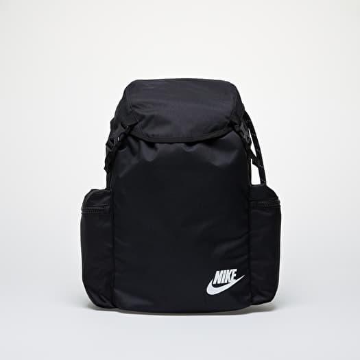 Canadá grabadora defensa  Backpacks Nike Heritage Rucksack Black/ Black/ White   Footshop