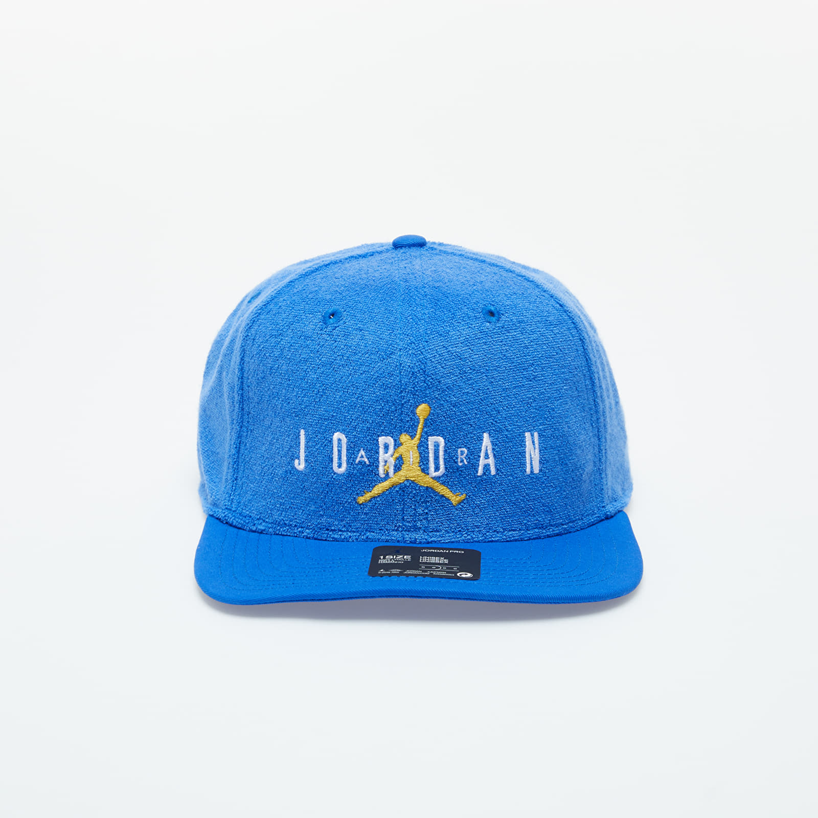 Kšiltovky Jordan Pro Sport DNA Terry Cap Game Royal/ Game Royal/ Black/ White