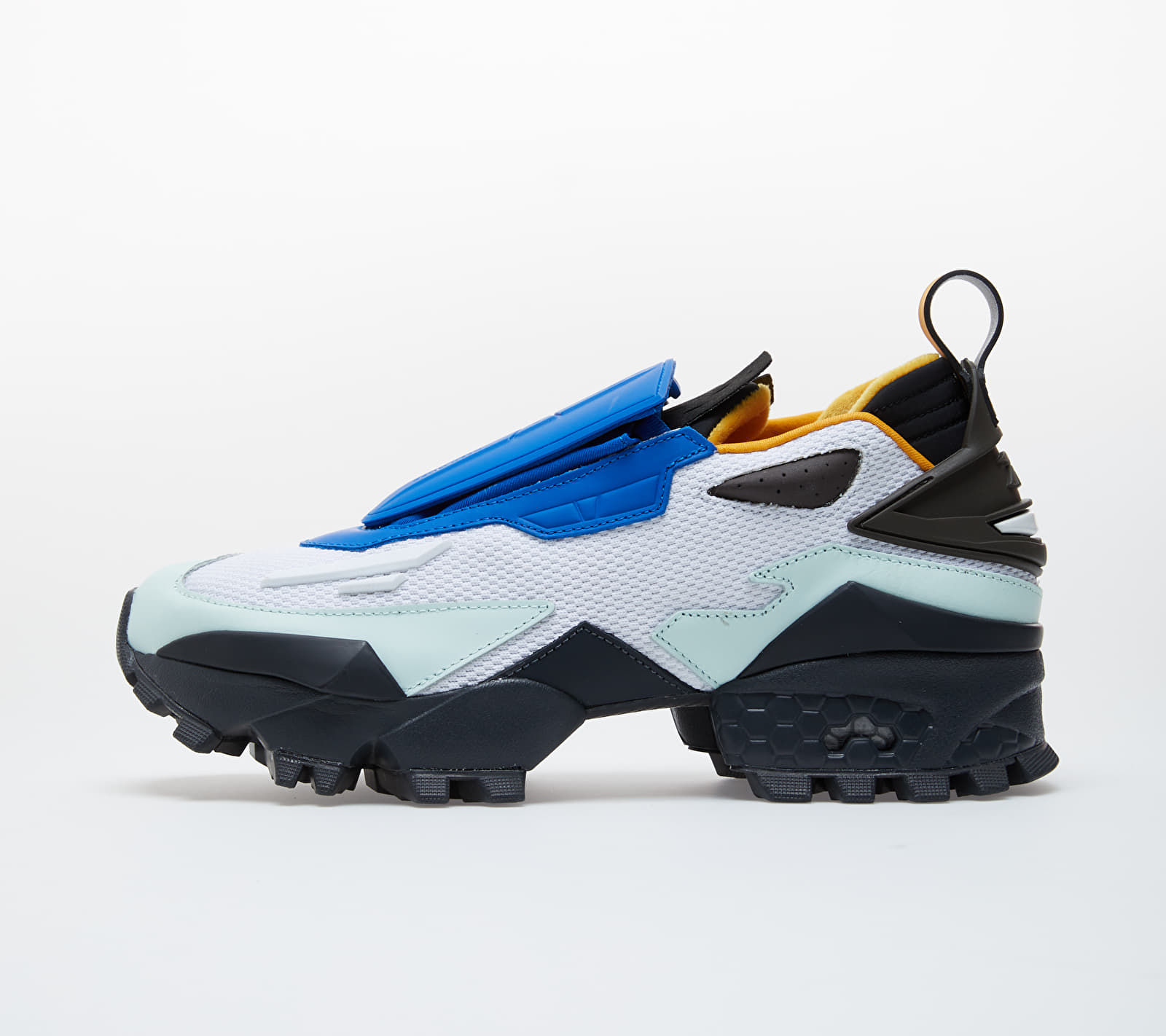 Reebok Pyer Moss Trail Fury White/ Buffalo Blue/ Trk Gold EUR 38.5