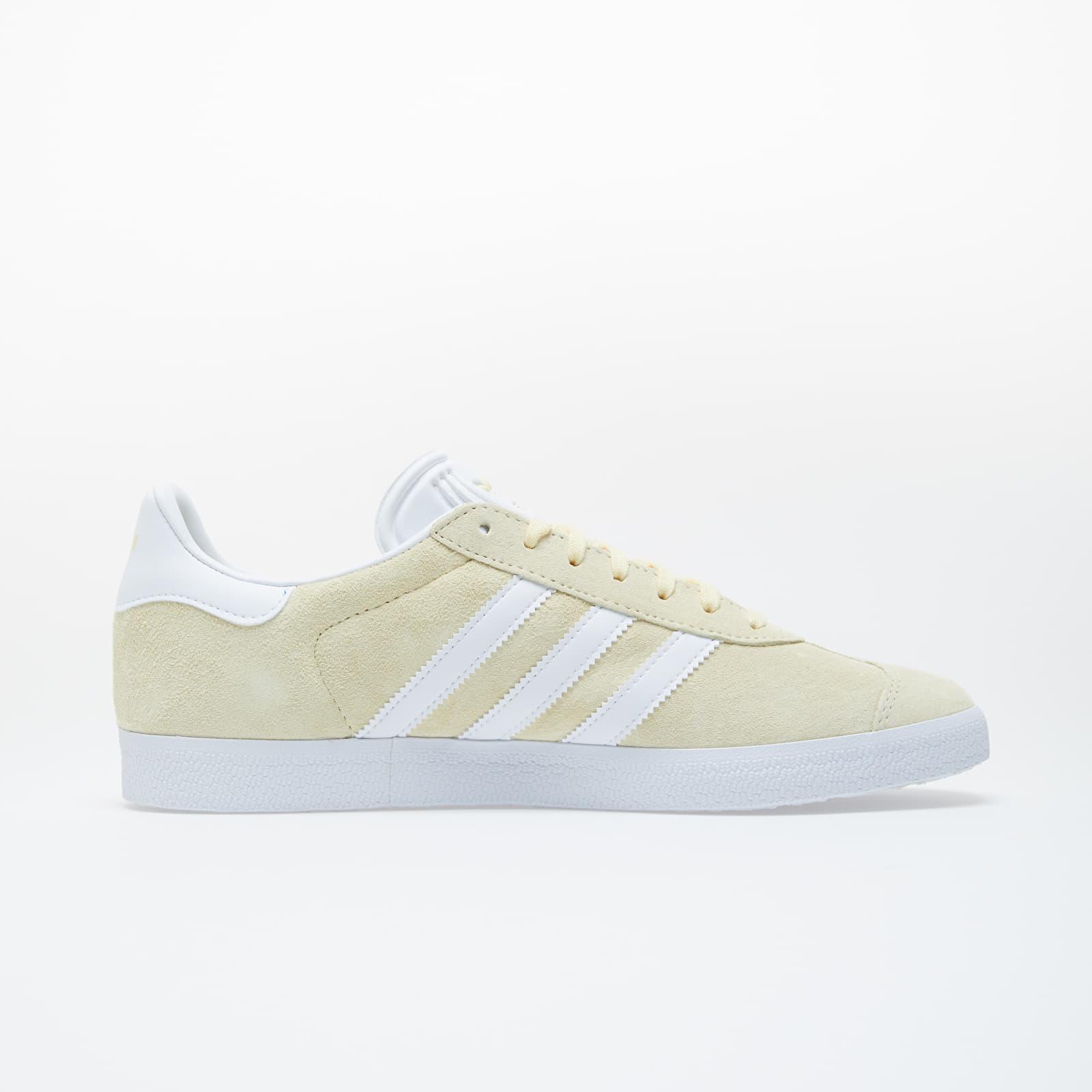 adidas GazelleEasy Yellow/ Ftw White/ Gold Metalic