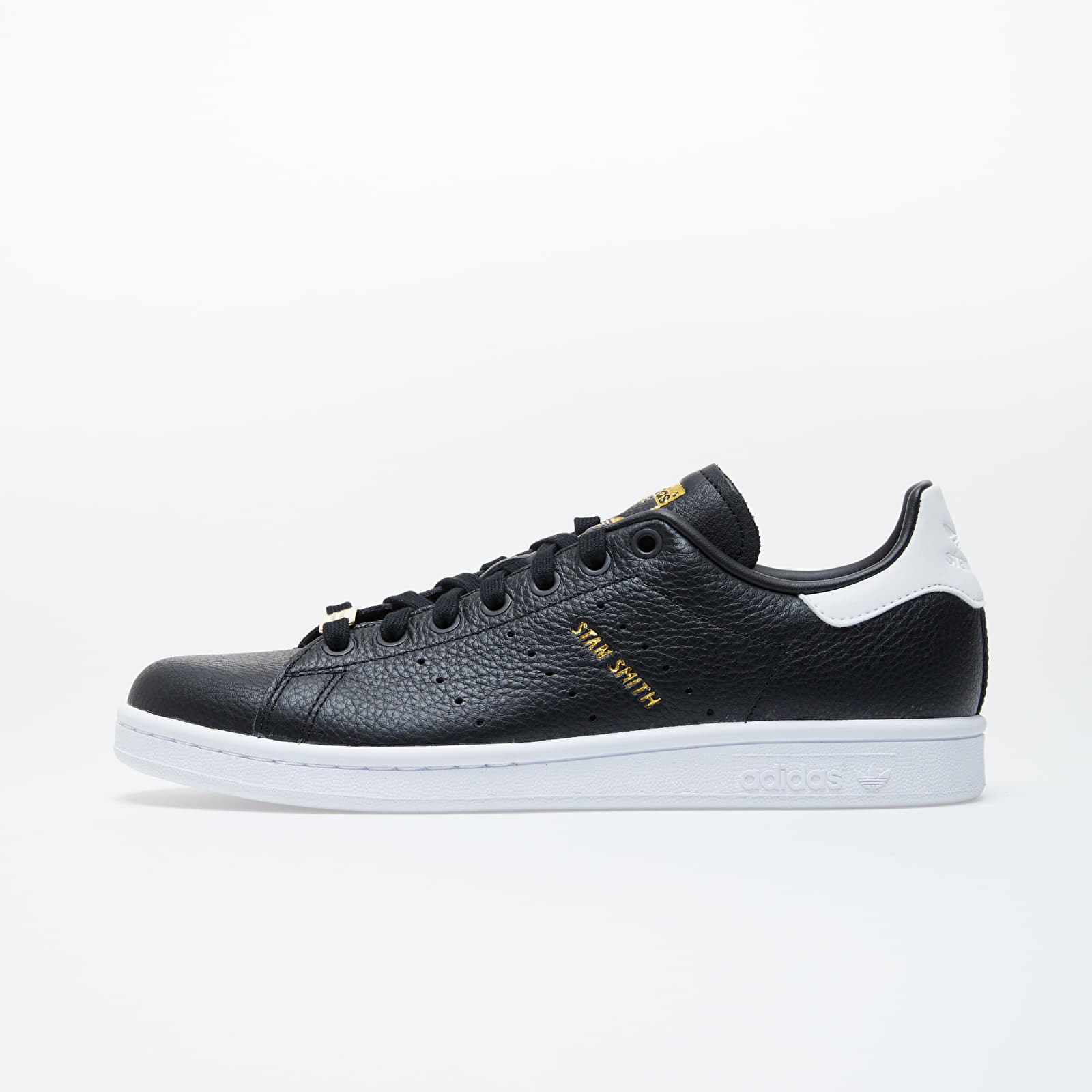 Men's shoes adidas Stan Smith Core Black/ Core Black/ Ftw White