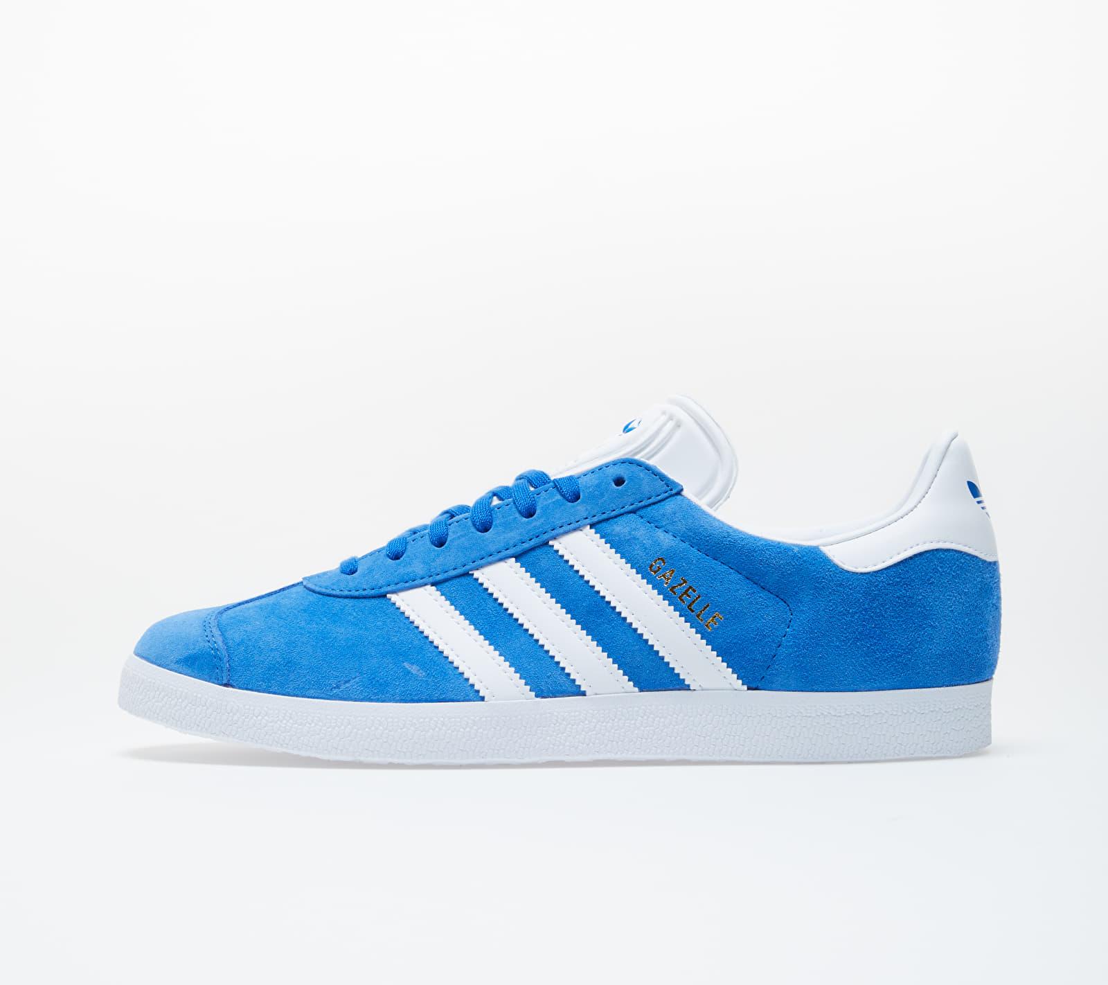 adidas Gazelle Blue/ Ftw White/ Gold Metalic EUR 47 1/3