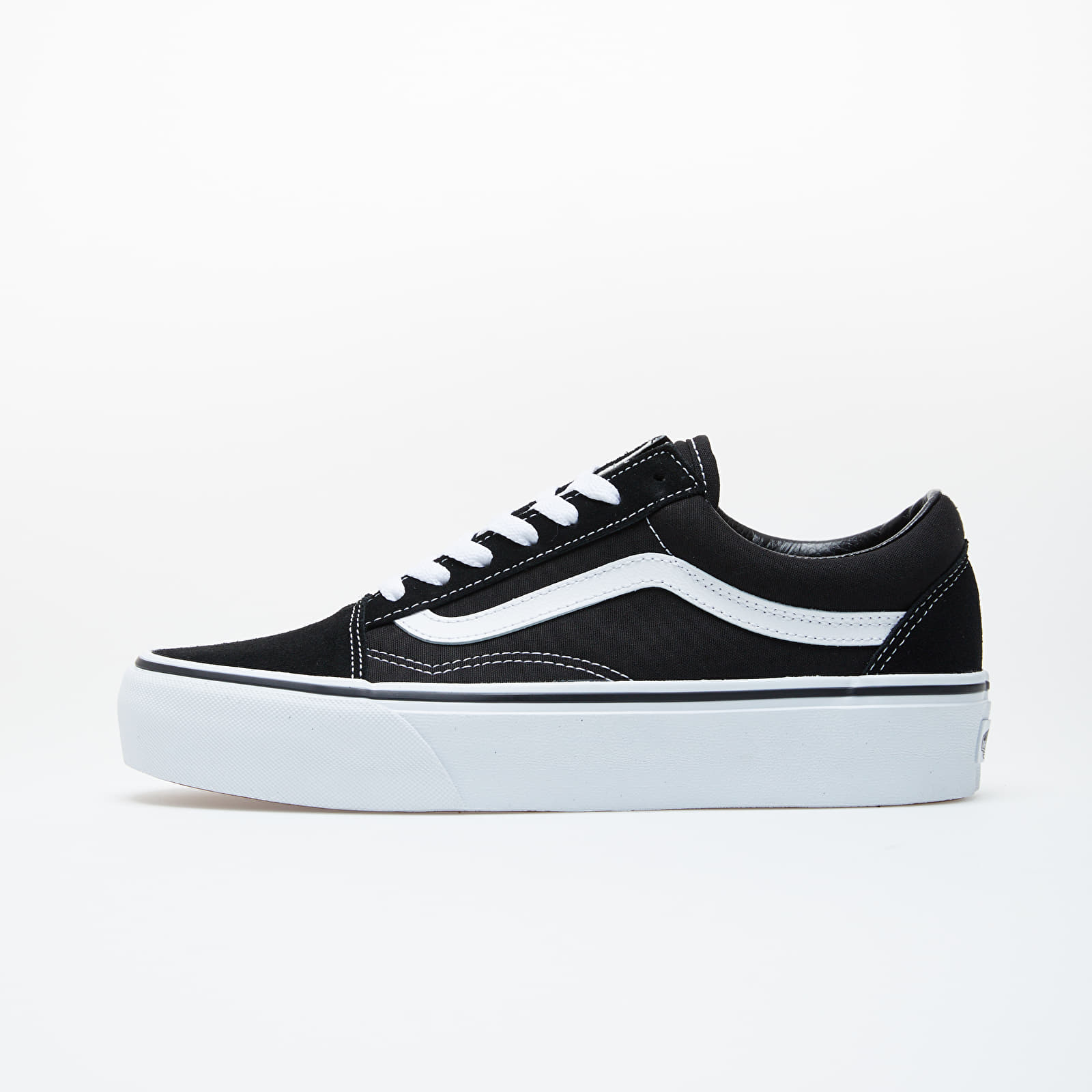 Women's shoes Vans Old Skool Platform Black/ White