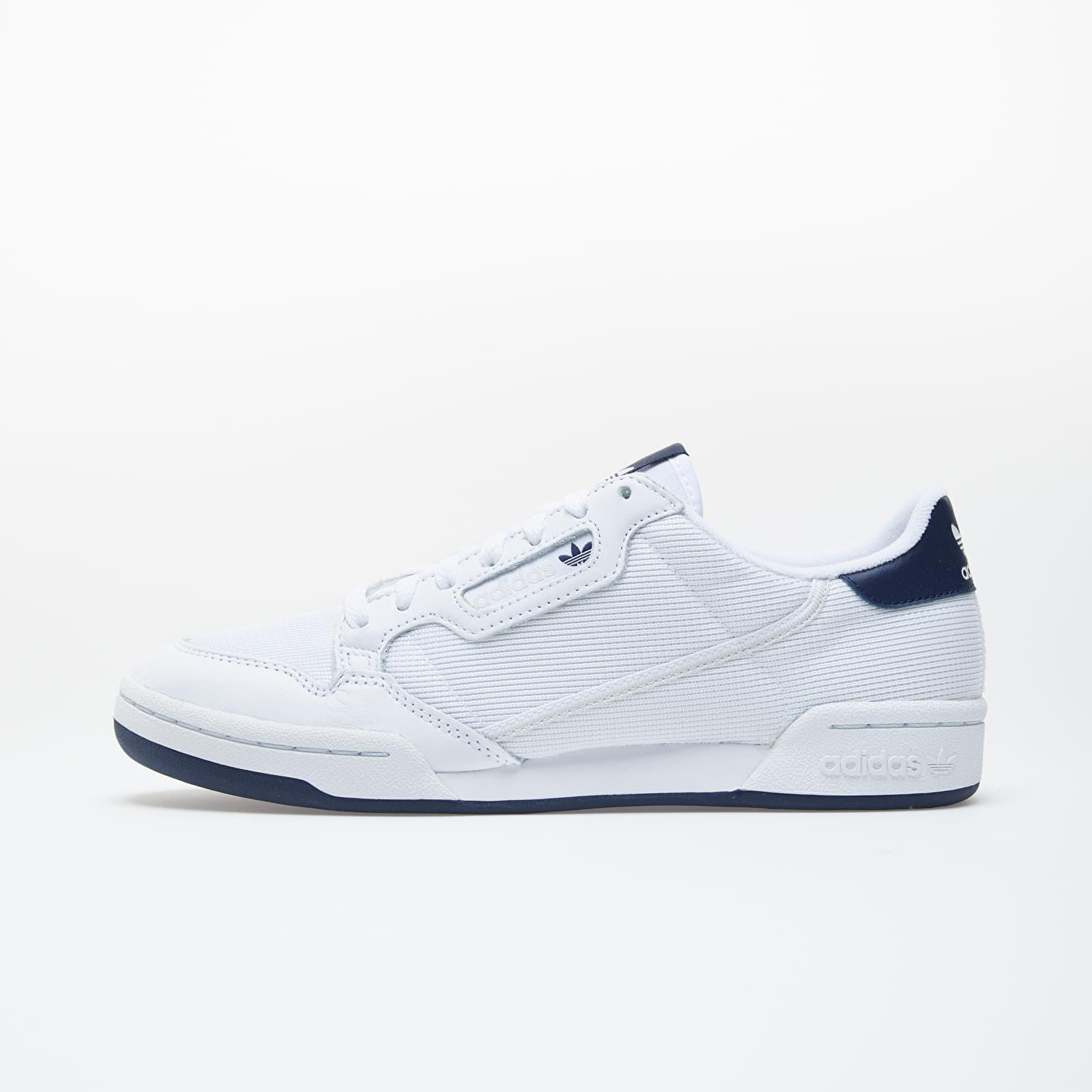 Männer adidas Continental 80 Ftw White/ Grey One/ Collegiate Navy