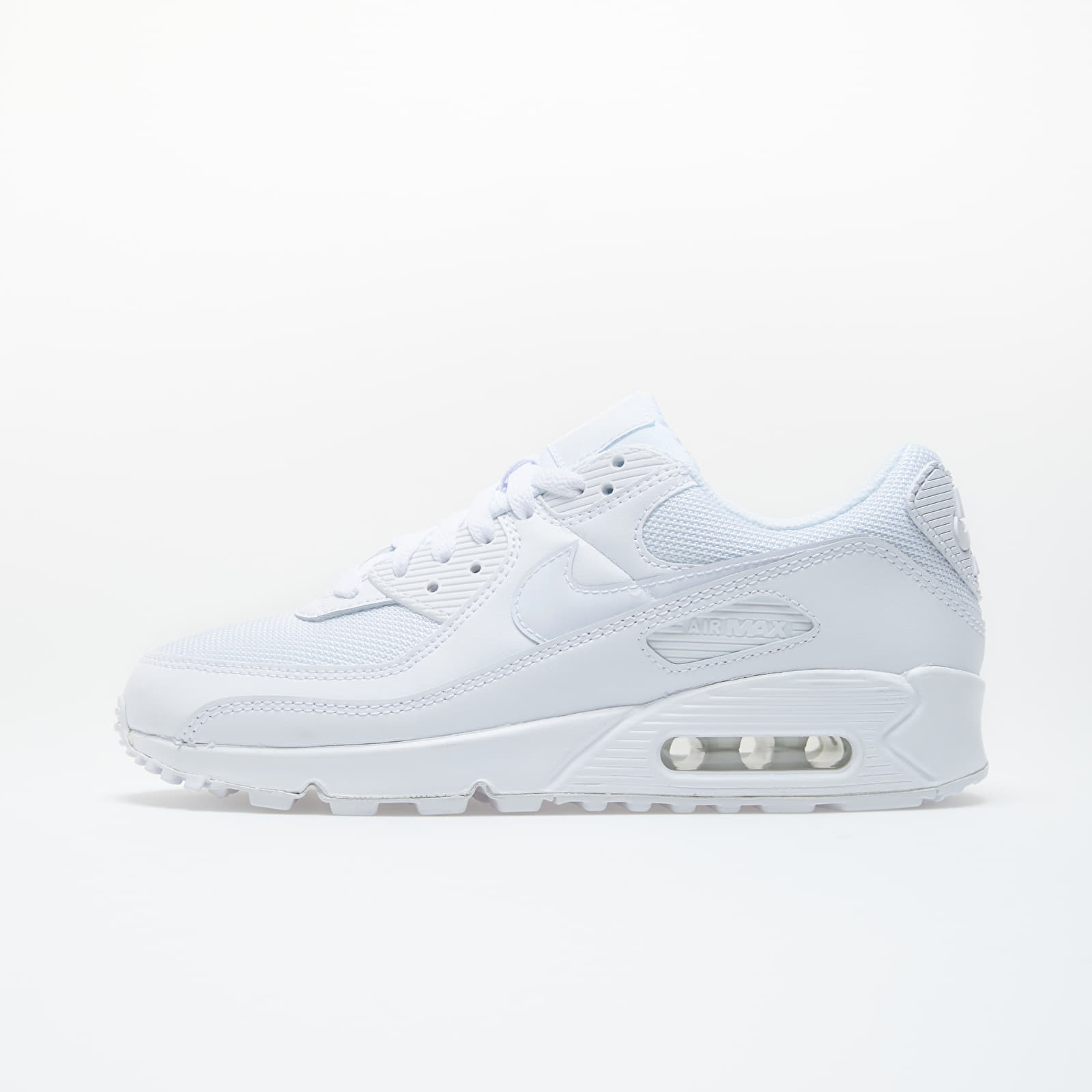 Buty damskie Nike W Air Max 90 Twist White/ White-White