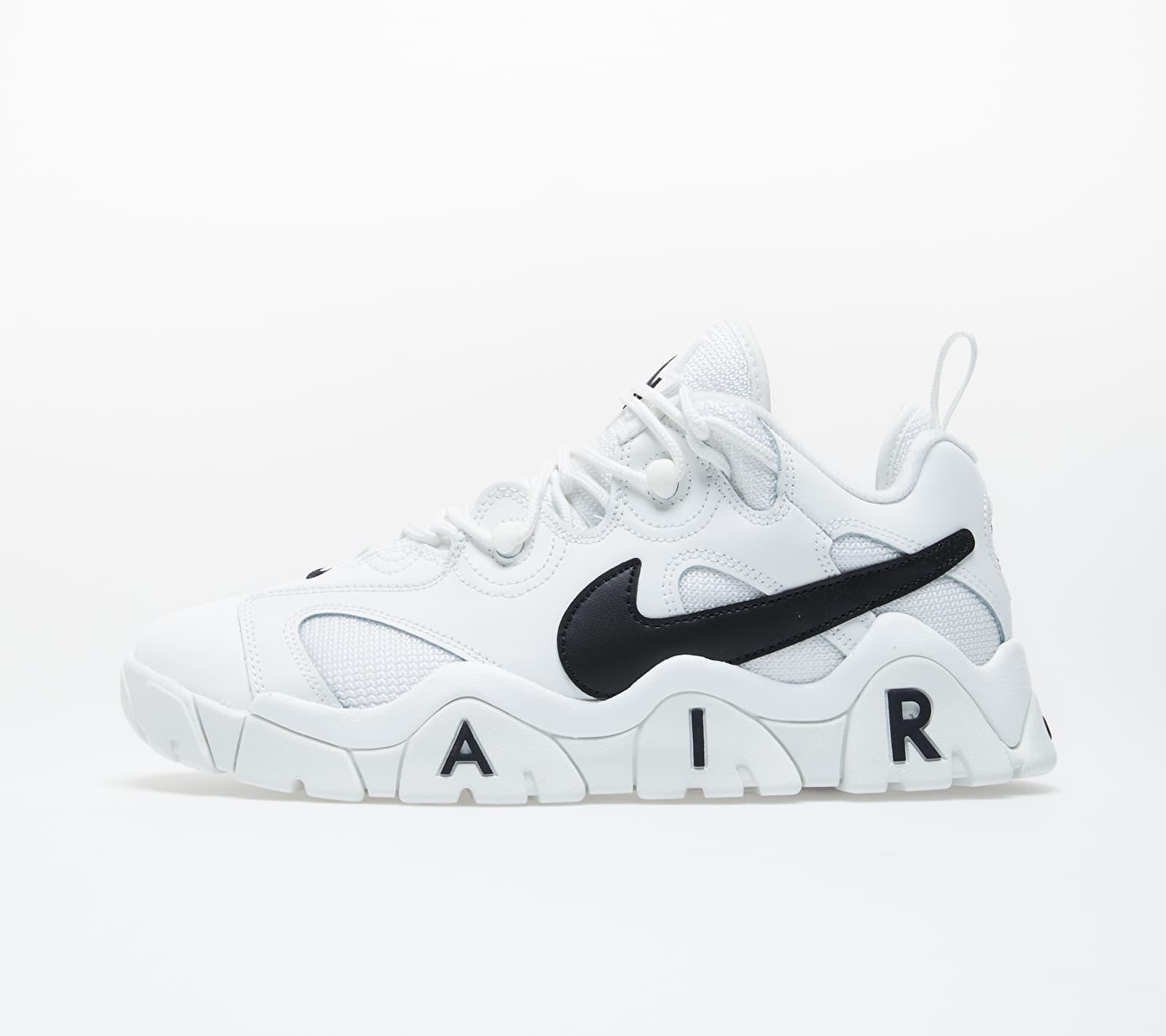 Nike Air Barrage Low Summit White/ Black EUR 44.5