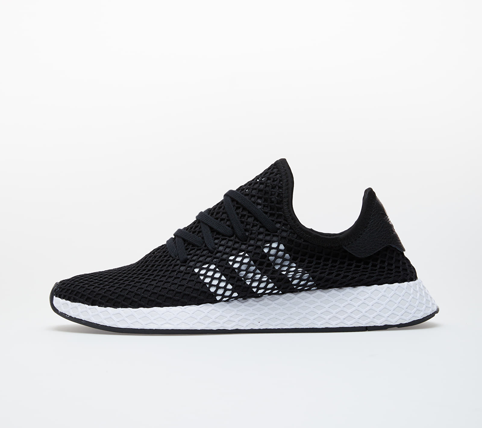 adidas Deerupt Runner Core Black/ Ftwr White/ Core Black EUR 45 1/3