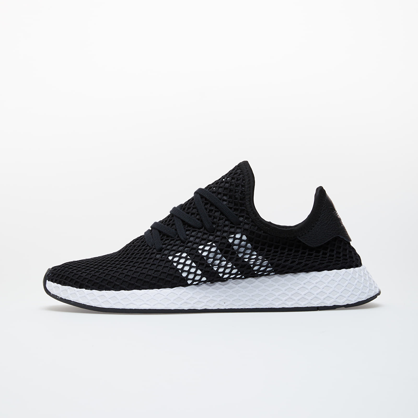 Men's shoes adidas Deerupt Runner Core Black/ Ftwr White/ Core Black