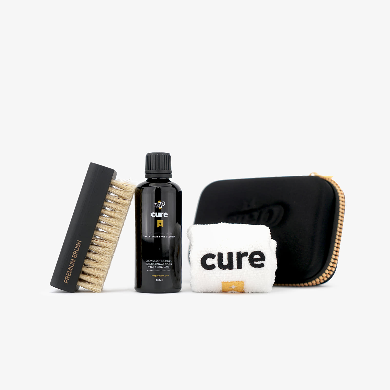 Crep Protect The Ultimate Shoe Cleaner Kit