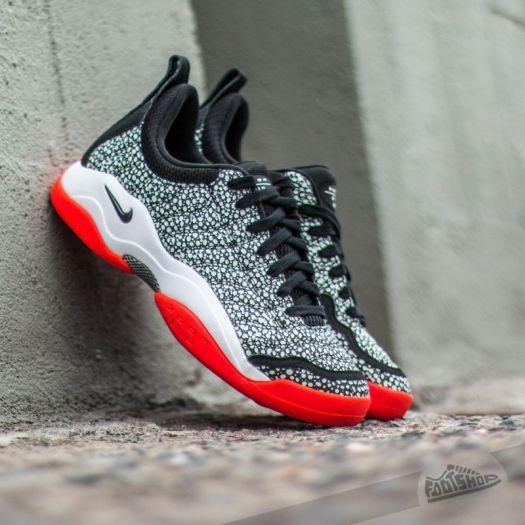 Asimilar Interior correr  Men's shoes Nike Air Oscillate QS Black/Black-White-Brght Crimson