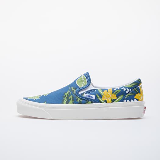 Vans Classic Slip-On 9 Blue | Footshop