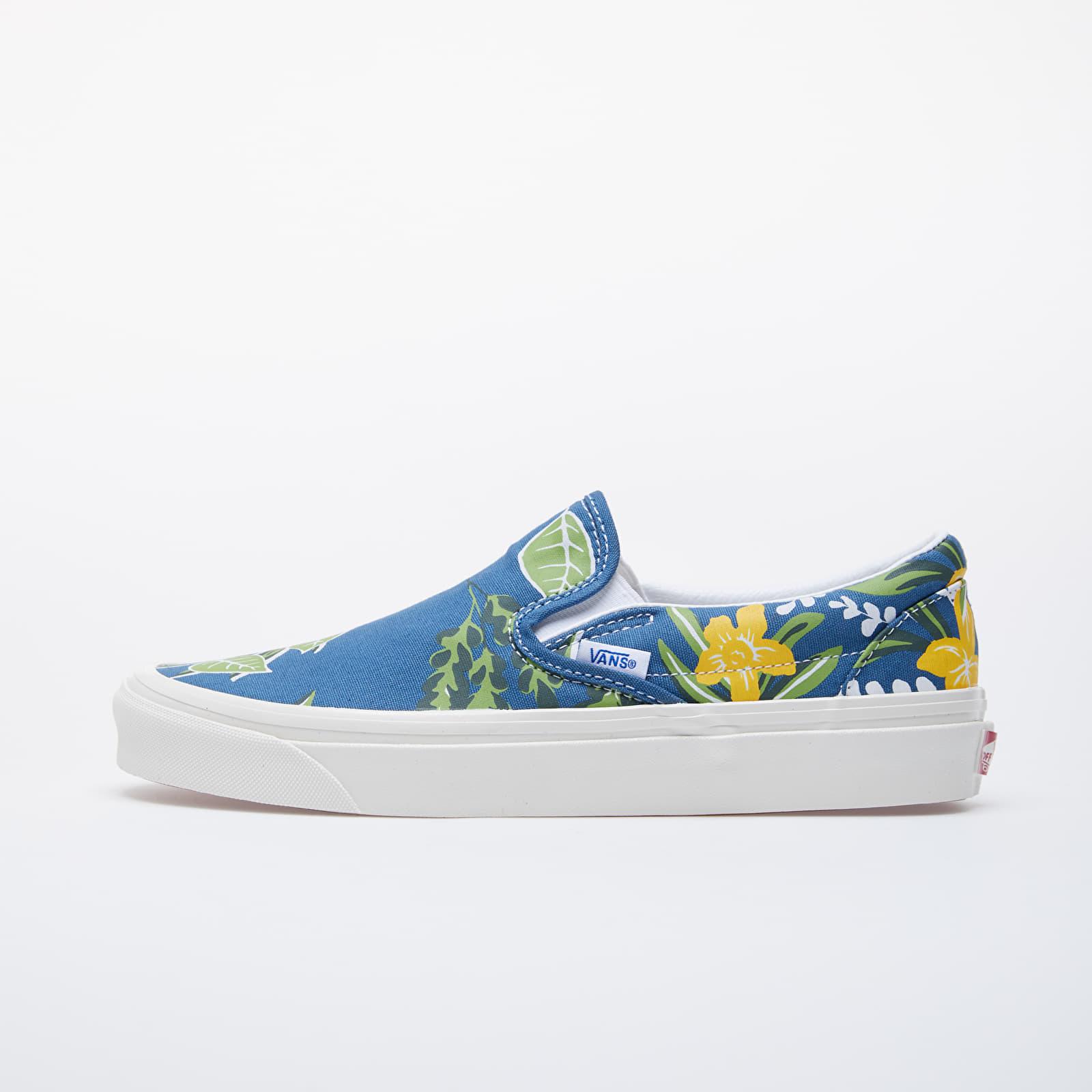 Мъжки кецове и обувки Vans Classic Slip-On 9 Blue