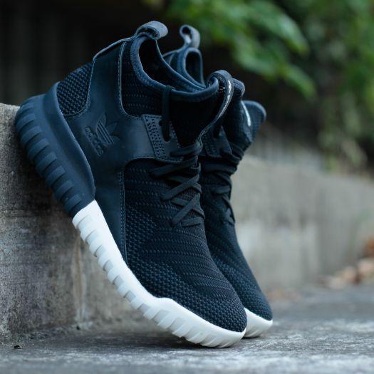 brand new 5849a f897e adidas Tubular X Knit Core Black/ Carbon/ Dgsogr | Footshop